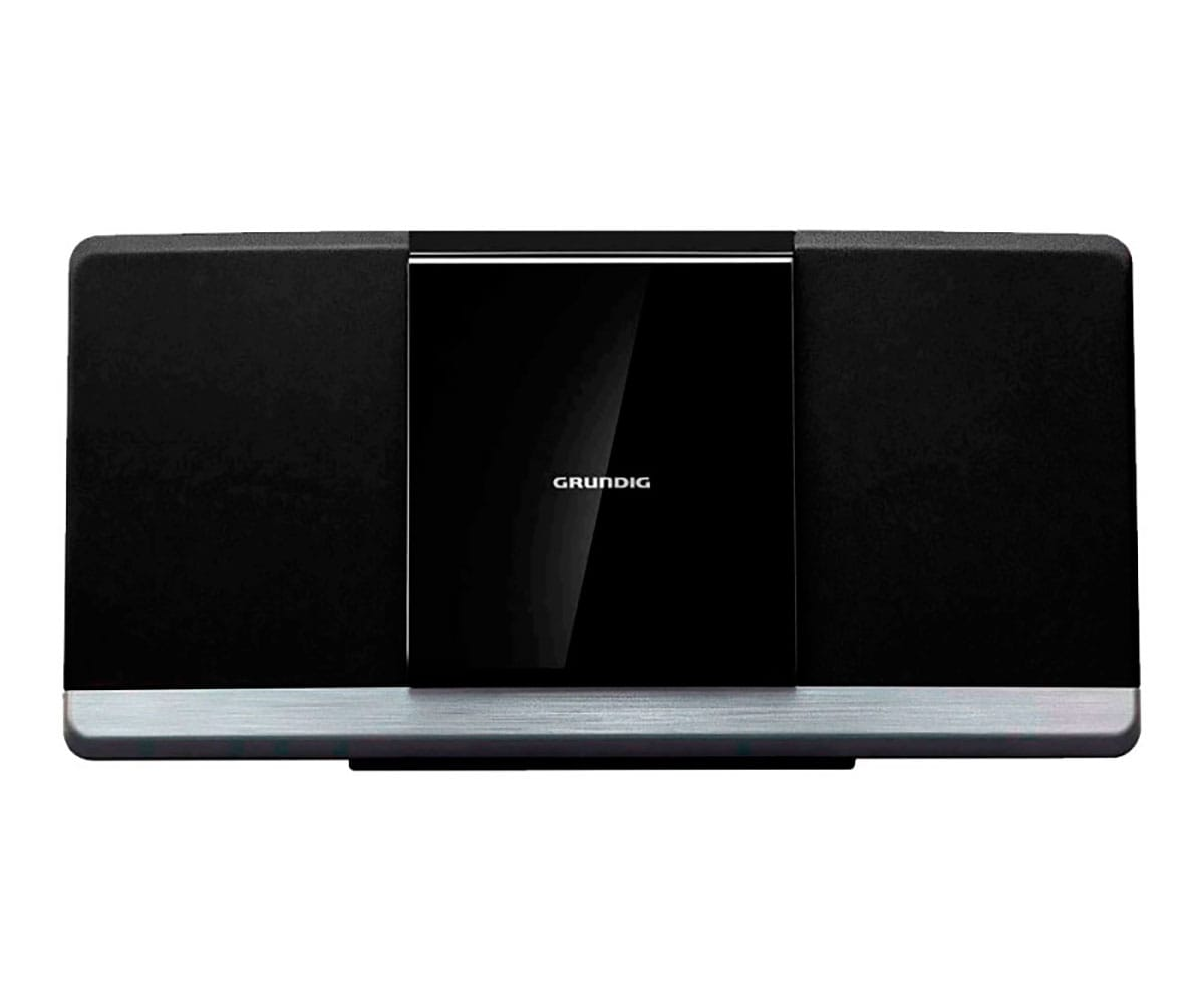 GRUNDIG MF 2000 BT MICROCADENA PLANA COMPACTA 40W RMS CON BLUETOOTH CD-MP3 Y REPRODUCTOR USB
