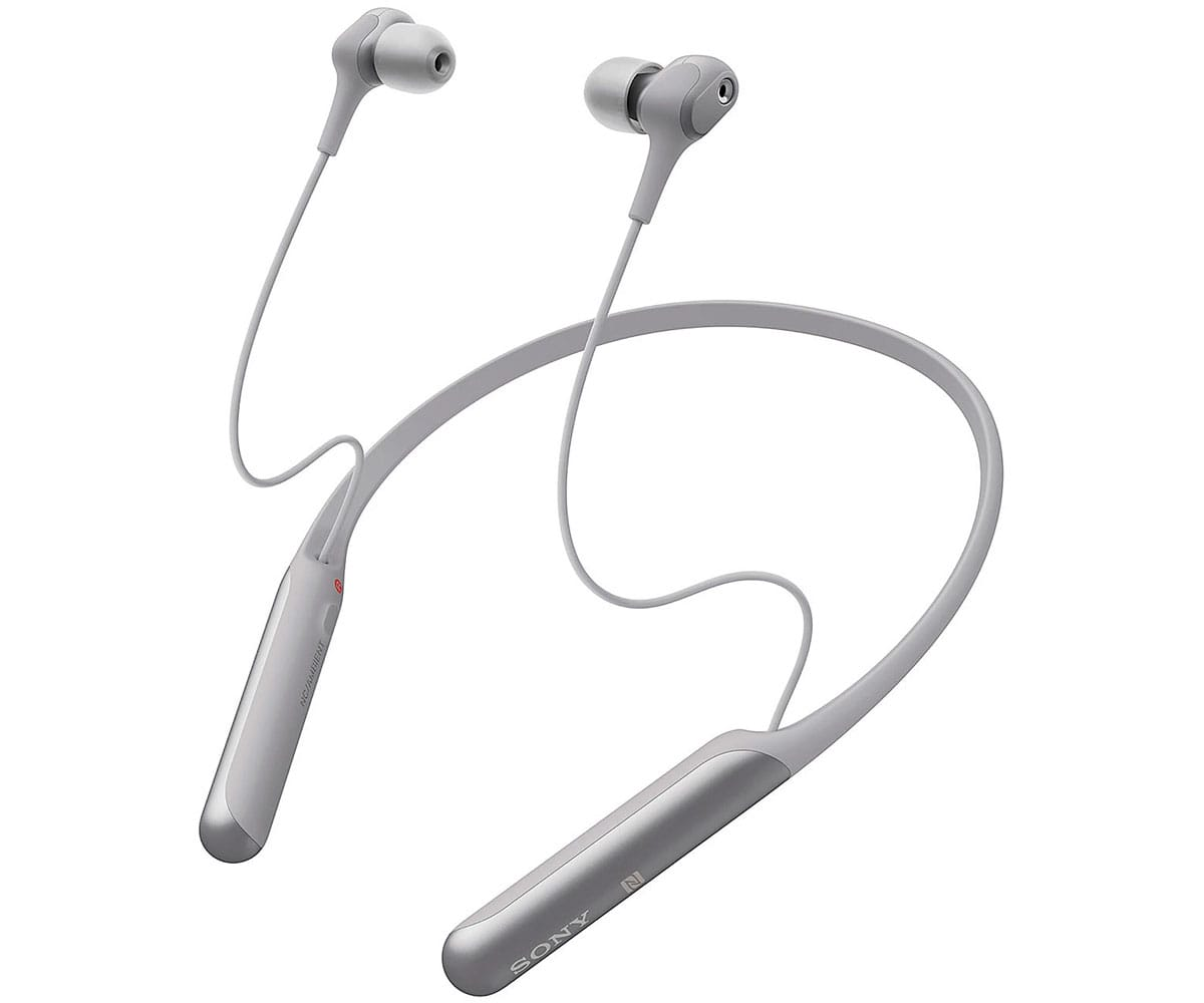 SONY WI-C600 PLATA AURICULARES INALÁMBRICOS DE BOTÓN IN-EAR BLUETOOTH NFC NOISE CANCELLING