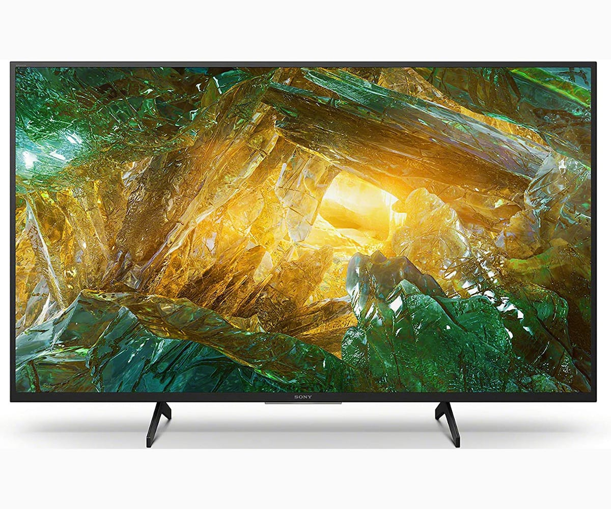 SONY KD85XH8096 TELEVISOR 85'' LCD DIRECT LED UHD 4K HDR 400Hz ANDROID TV