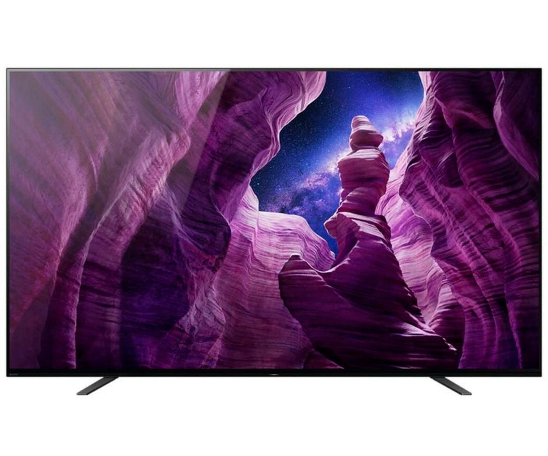 SONY KD-55A8 TELEVISOR 55'' OLED UHD 4K HDR SMART TV ANDROID TV WIFI BLUETOOTH