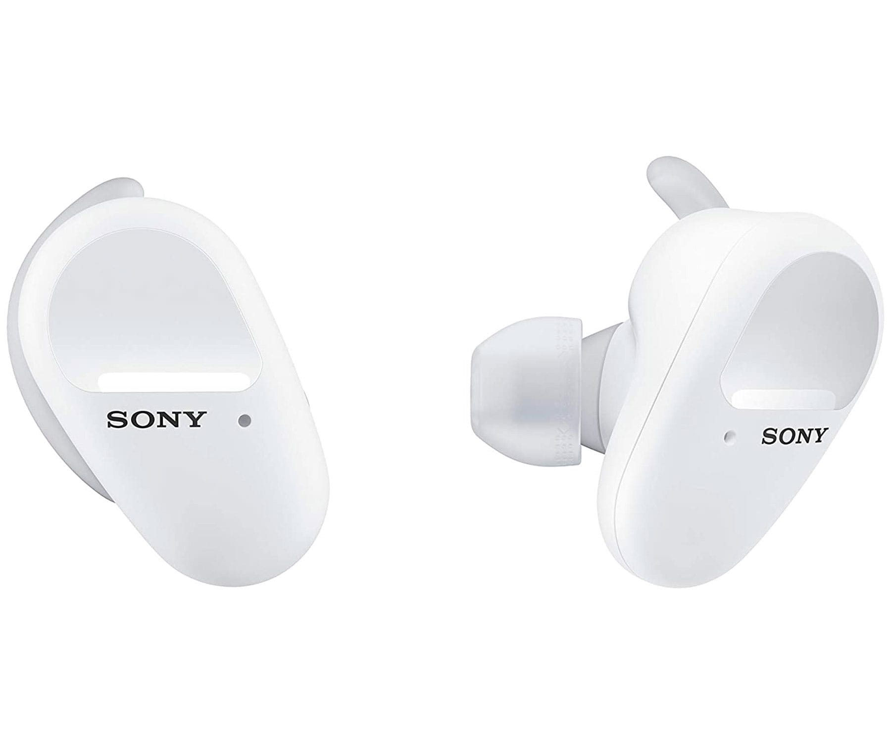 SONY WF-SP800NW BLANCO AURICULARES INALÁMBRICOS TRUE WIRELESS EXTRA BASS NOISE CANCELLING