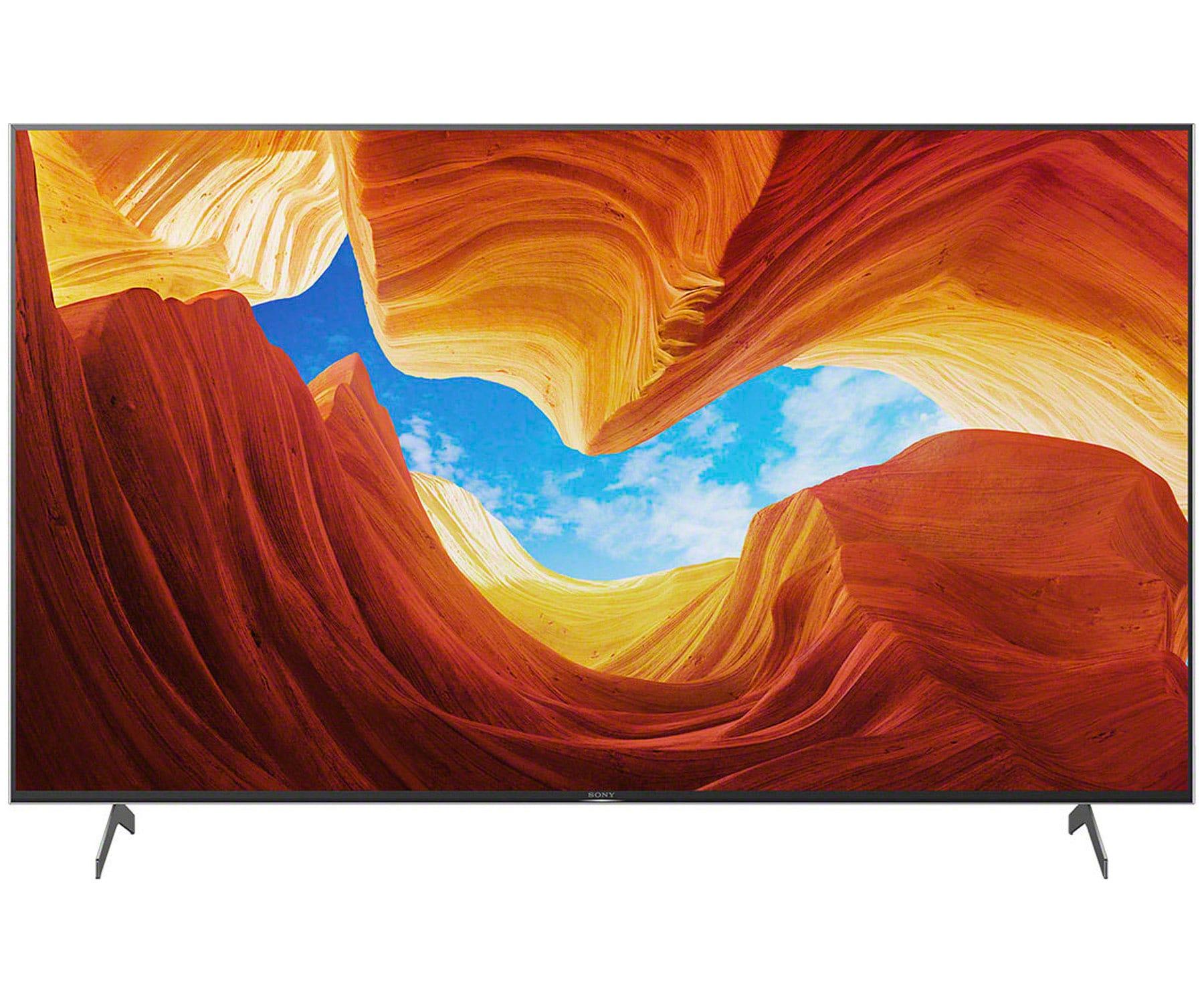 SONY KD-55XH9096 TELEVISOR 55'' LCD FULL ARRAY LED UHD 4K HDR ANDROID TV CHROMECAST INTEGRADO
