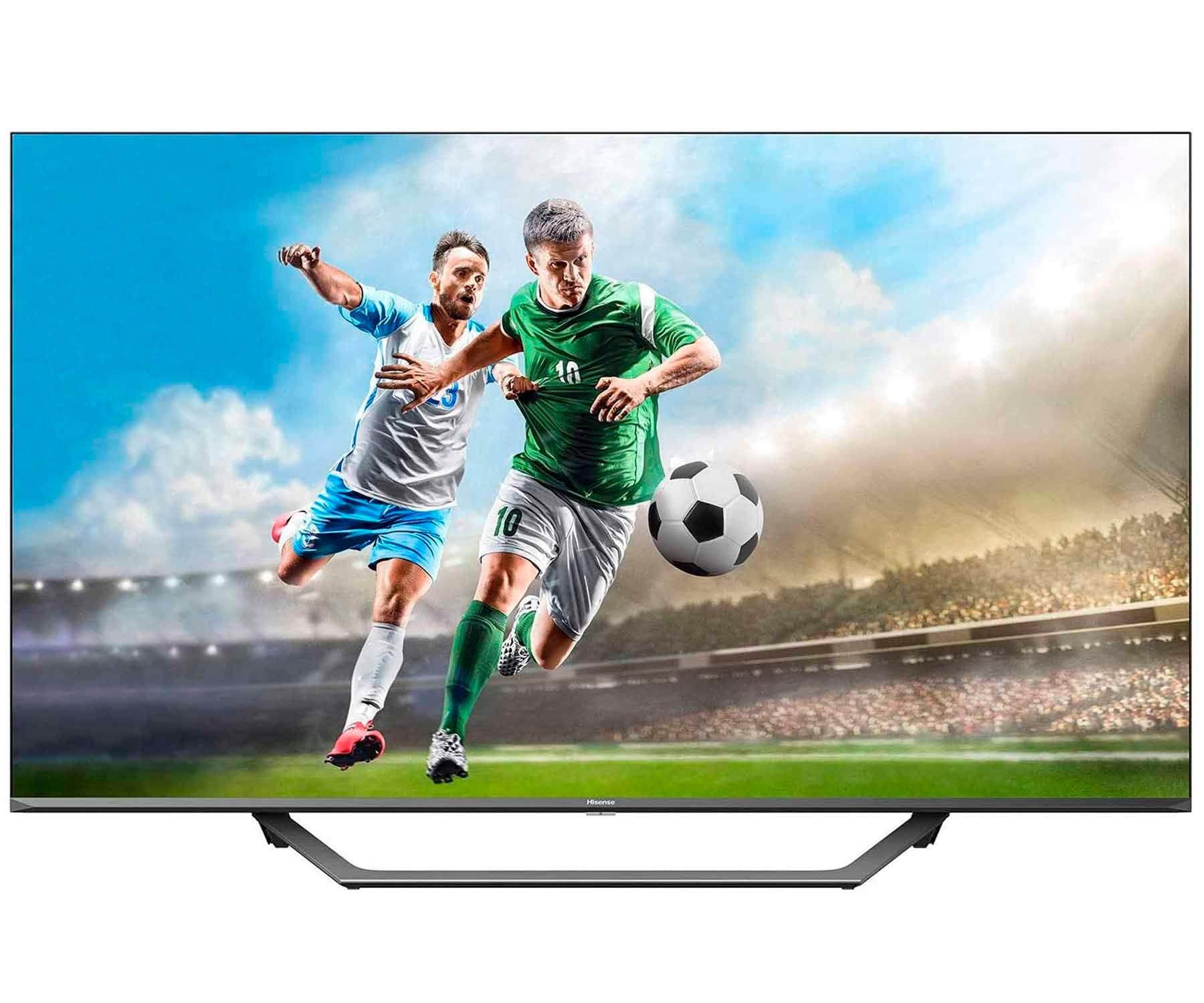 HISENSE H55A7500F TELEVISOR 55'' SMART TV LED 4K UHD HDR 2000PCI CI+ HDMI USB  BLUETOOTH
