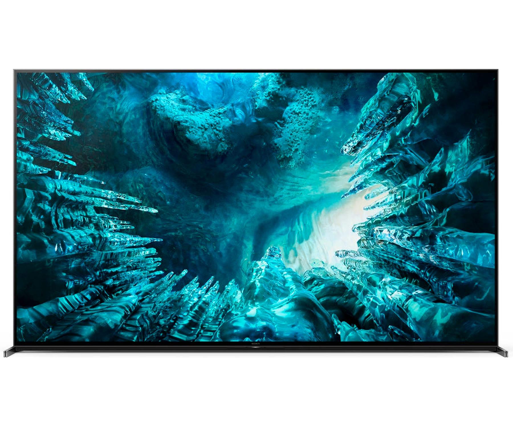 SONY KD-75ZH8BAEP TELEVISOR 75'' FULL ARRAY LED UHD 8K HDR ANDROID TV CHROMECAST INTEGRADO