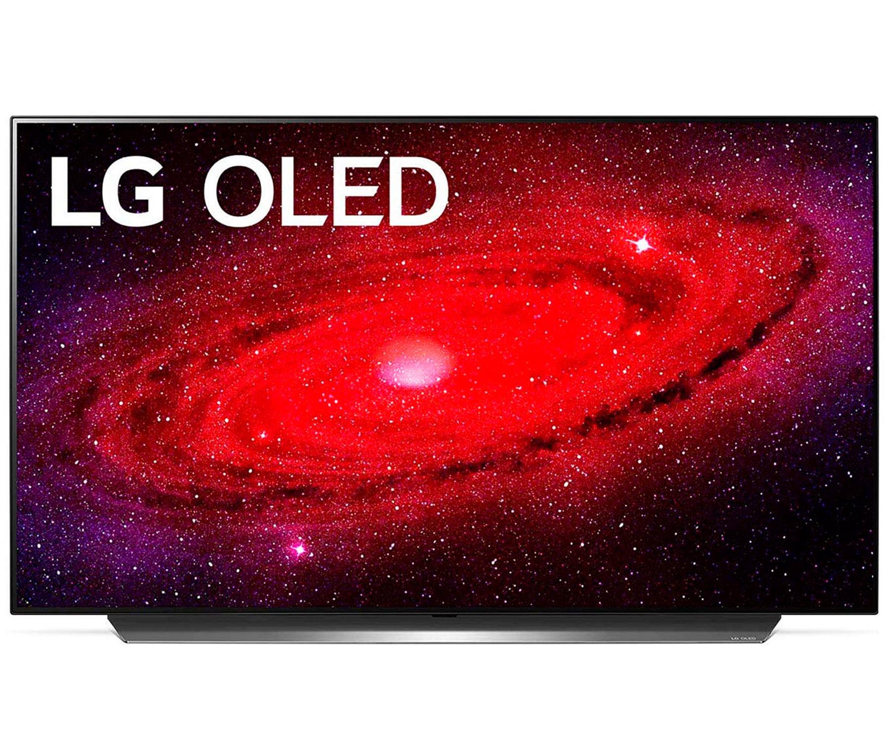 LG 48CX6LB TELEVISOR 48'' OLED UHD 4K HDR THINQ SMART TV IA WEBOS 5.0 WIFI BLUETOOTH SONIDO DOLBY ATMOS