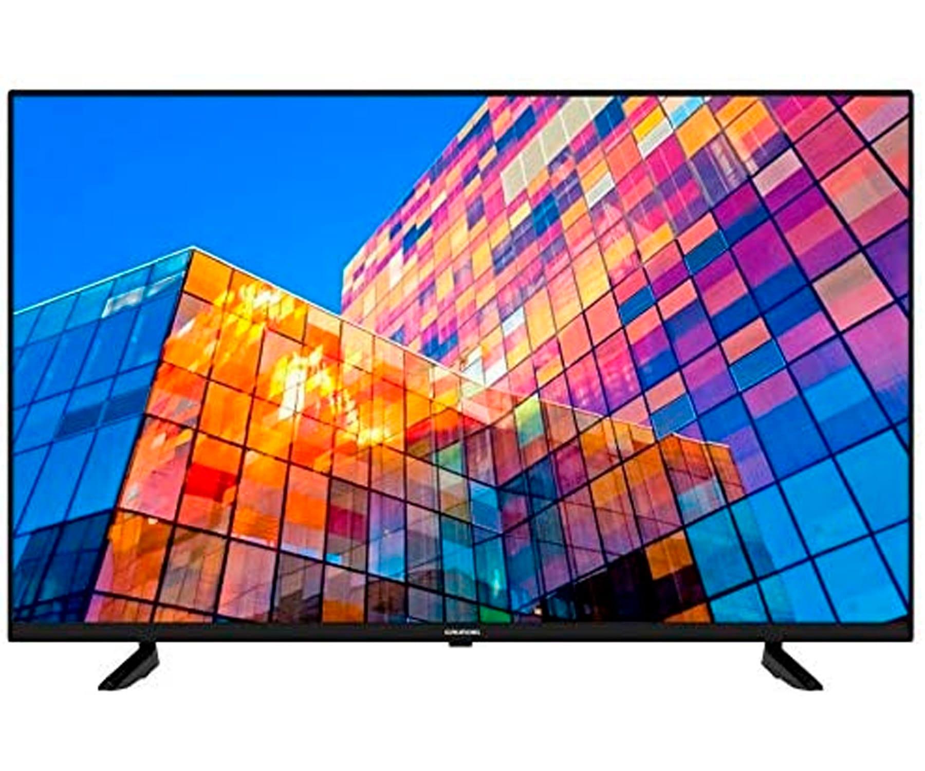 GRUNDIG 43GEU7800B TELEVISOR 43'' 4K 1100VPI SMART TV HDMI WIFI ETHERNET USB CI+ PVR