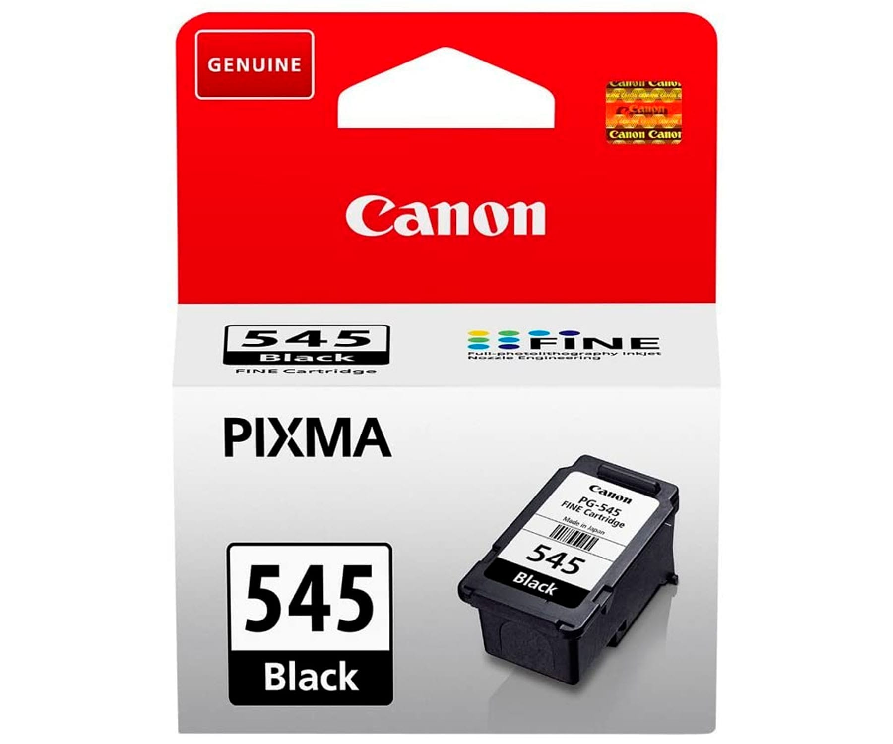 CANON PG-545 COLOR NEGRO CARTUCHO DE TINTA 8ML FINE PIXMA