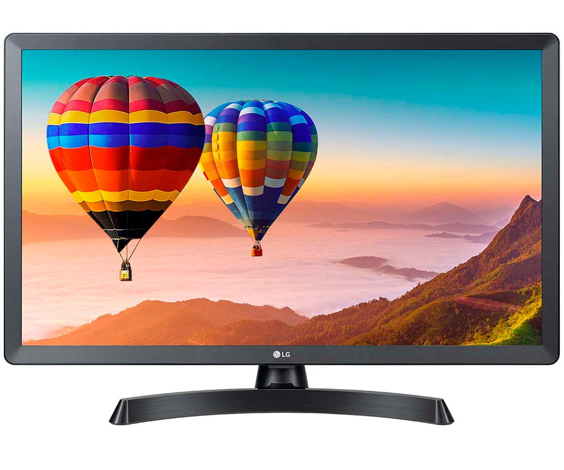 LG 28TN515S-PZ NEGRO TELEVISOR MONITOR 28'' LCD LED HD READY SMART TV