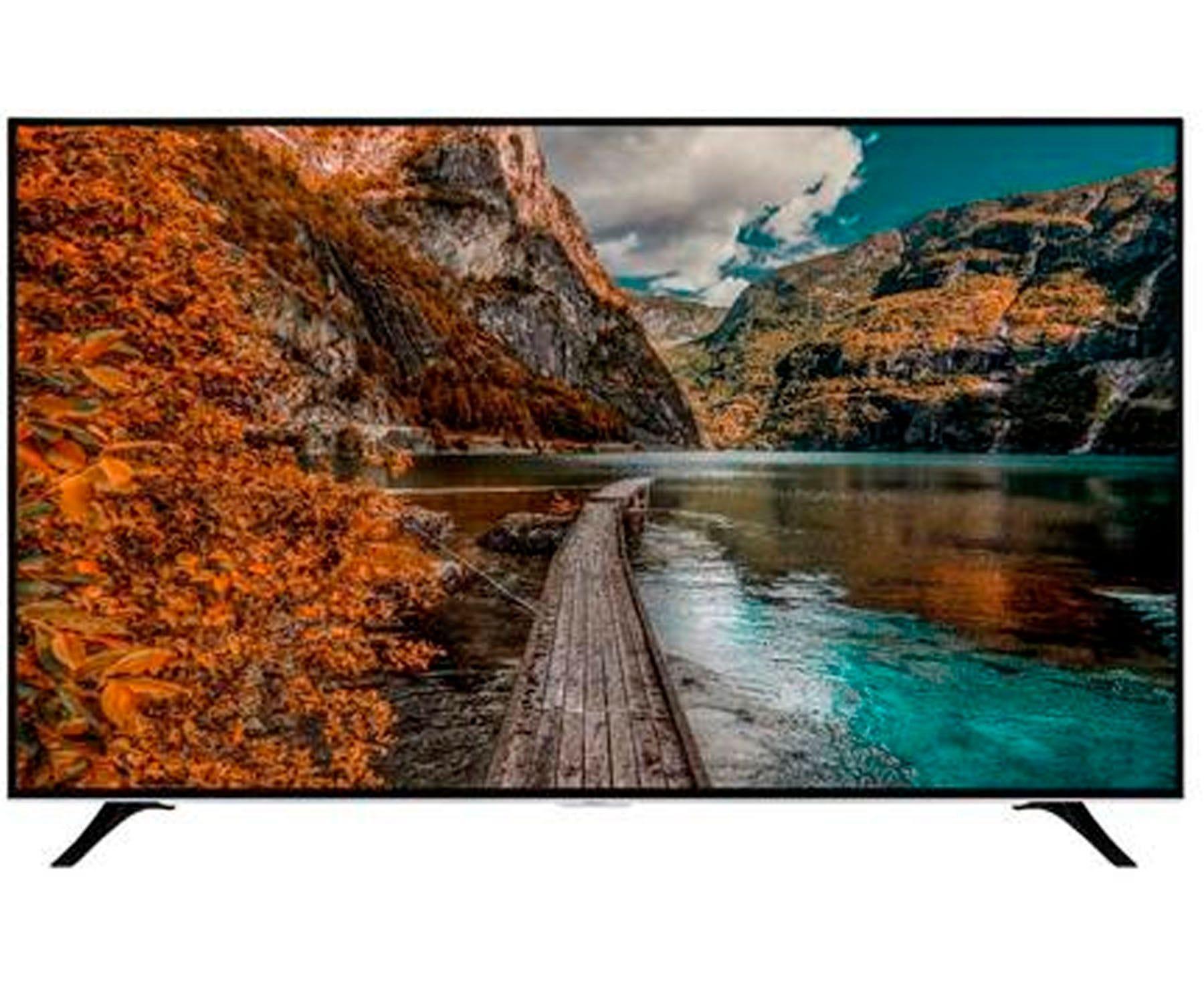 HITACHI 55HAK5751 TELEVISOR 55'' LED HDR 4K SMART ANDROID TV 1200BPI HDMI USB