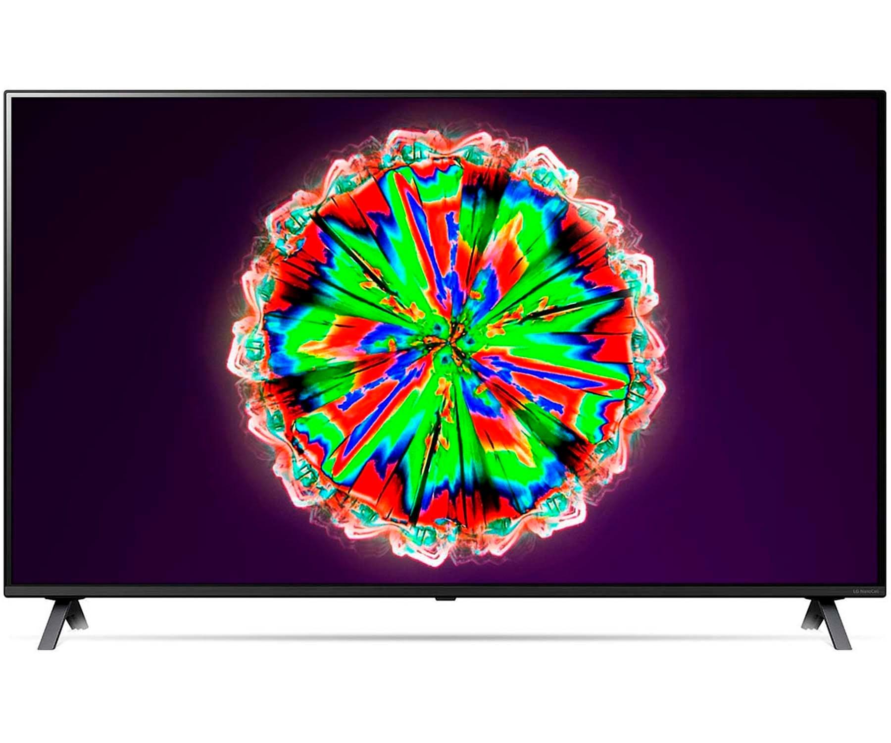 LG 55NANO806NA TELEVISOR 55'' NANOCELL UHD IPS 4K HDR SMART TV CON IA WIFI BLUETOOTH