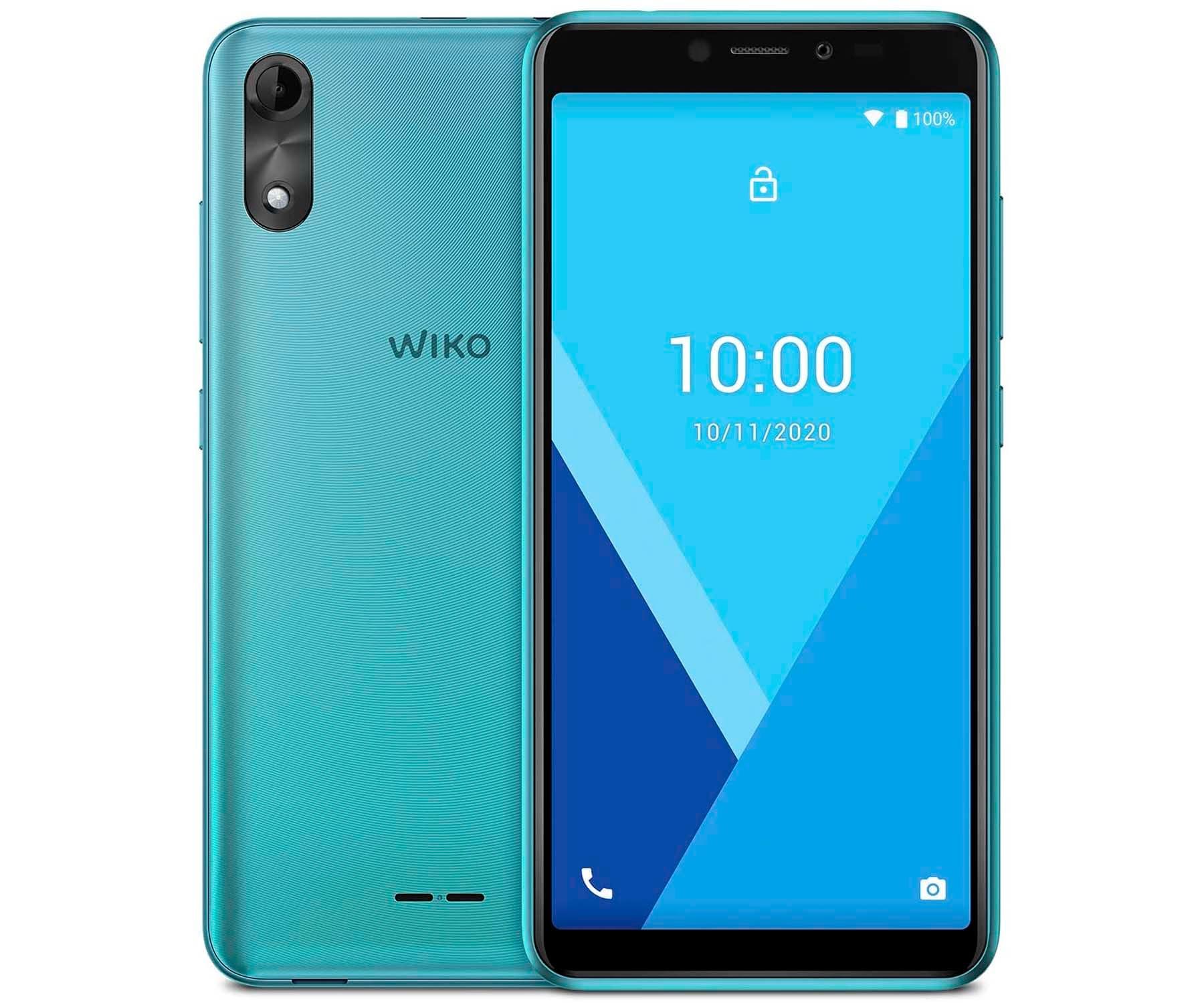 """WIKO Y51 3G VERDE (MINT) 1+16GB / 5.45"""" / DUAL SIM"""