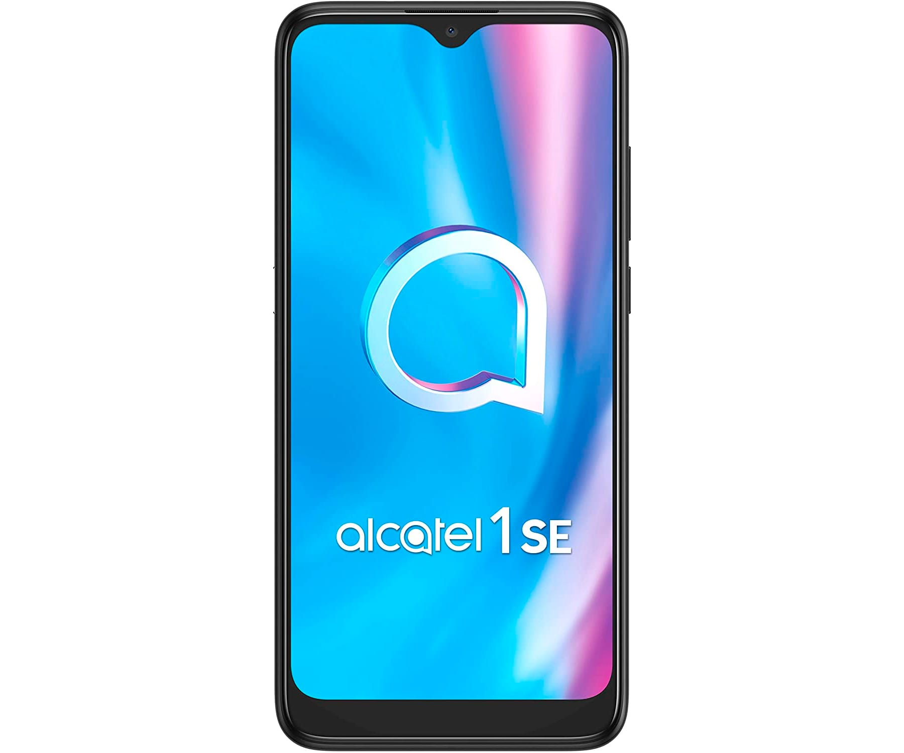 ALCATEL 1SE 5030D GRIS MÓVIL 4G DUAL SIM 6.22'' IPS HD+ OCTACORE 32GB 2GB RAM TRICAM 13MP SELFIES 5MP