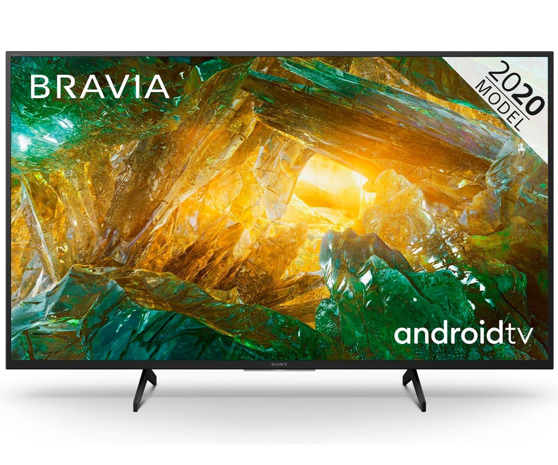 SONY KE-65XH8096 TELEVISOR 65'' DIRECT LED UHD 4K HDR ANDROID TV