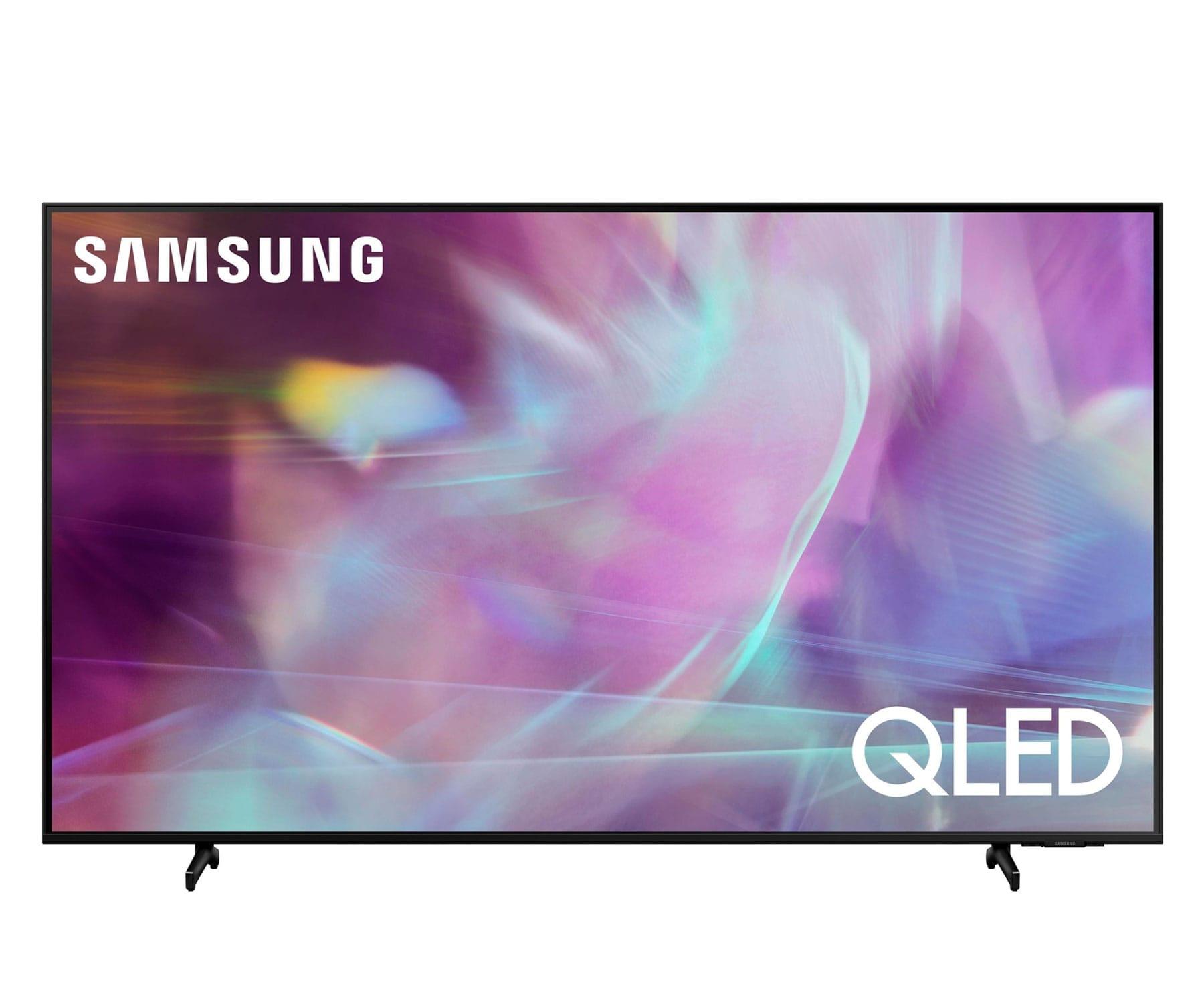 SAMSUNG QE43Q60AAUXXC NEGRO TELEVISOR 43'' QLED 4K SMART TV WIFI BLUETOOTH AMBIENT MODE