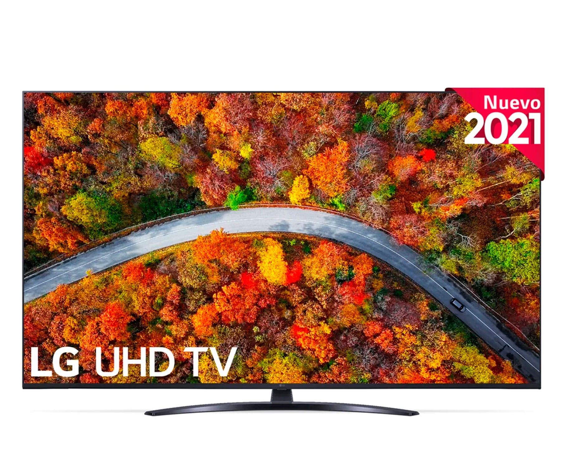 LG 55UP81006LA TELEVISOR 55'' LED UHD 4K SMART TV WEBOS 6.0 WIFI HDMI BLUETOOTH