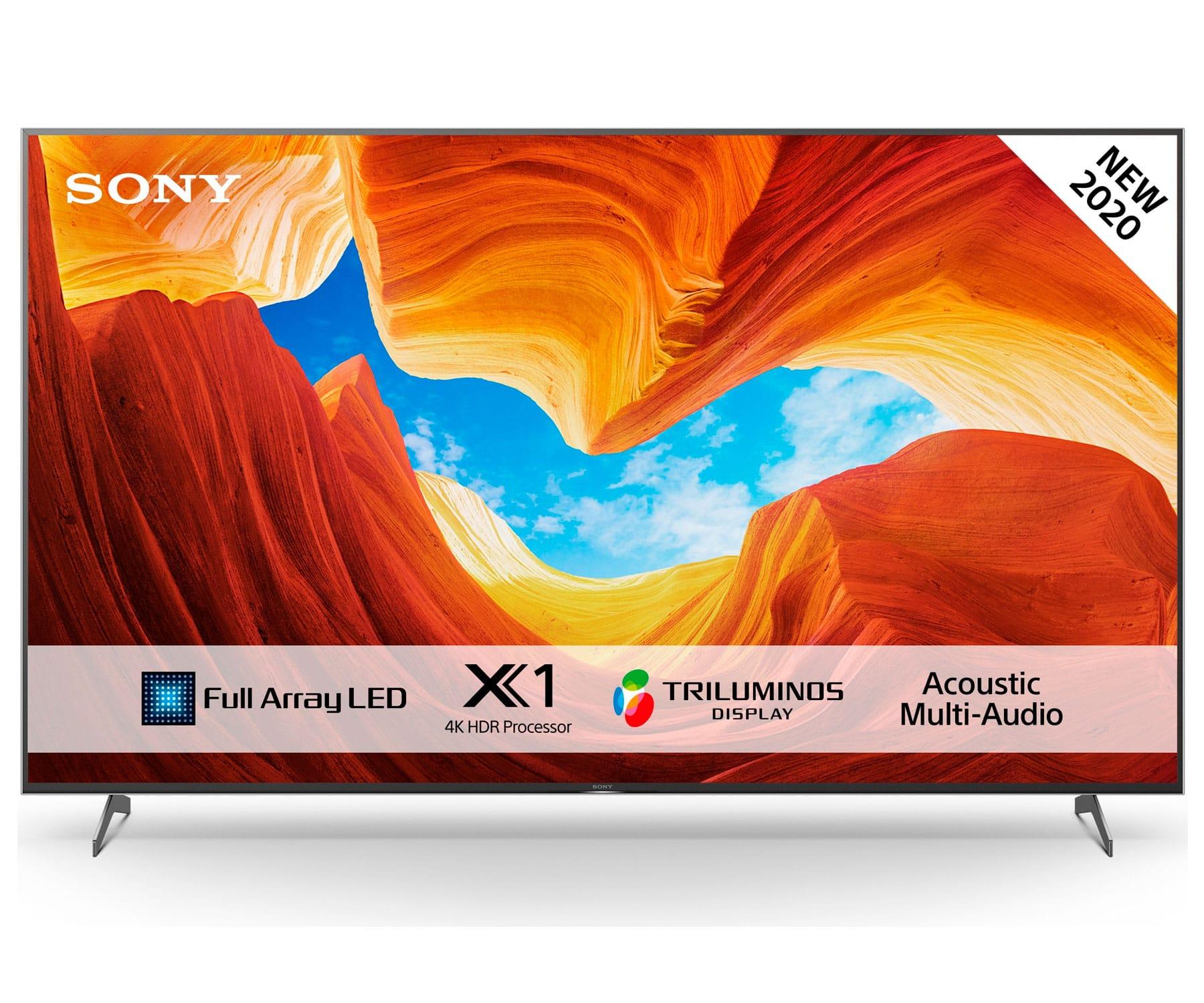 SONY KE-75XH9096 TELEVISOR 75'' FULL ARRAY LED UHD 4K HDR ANDROID TV