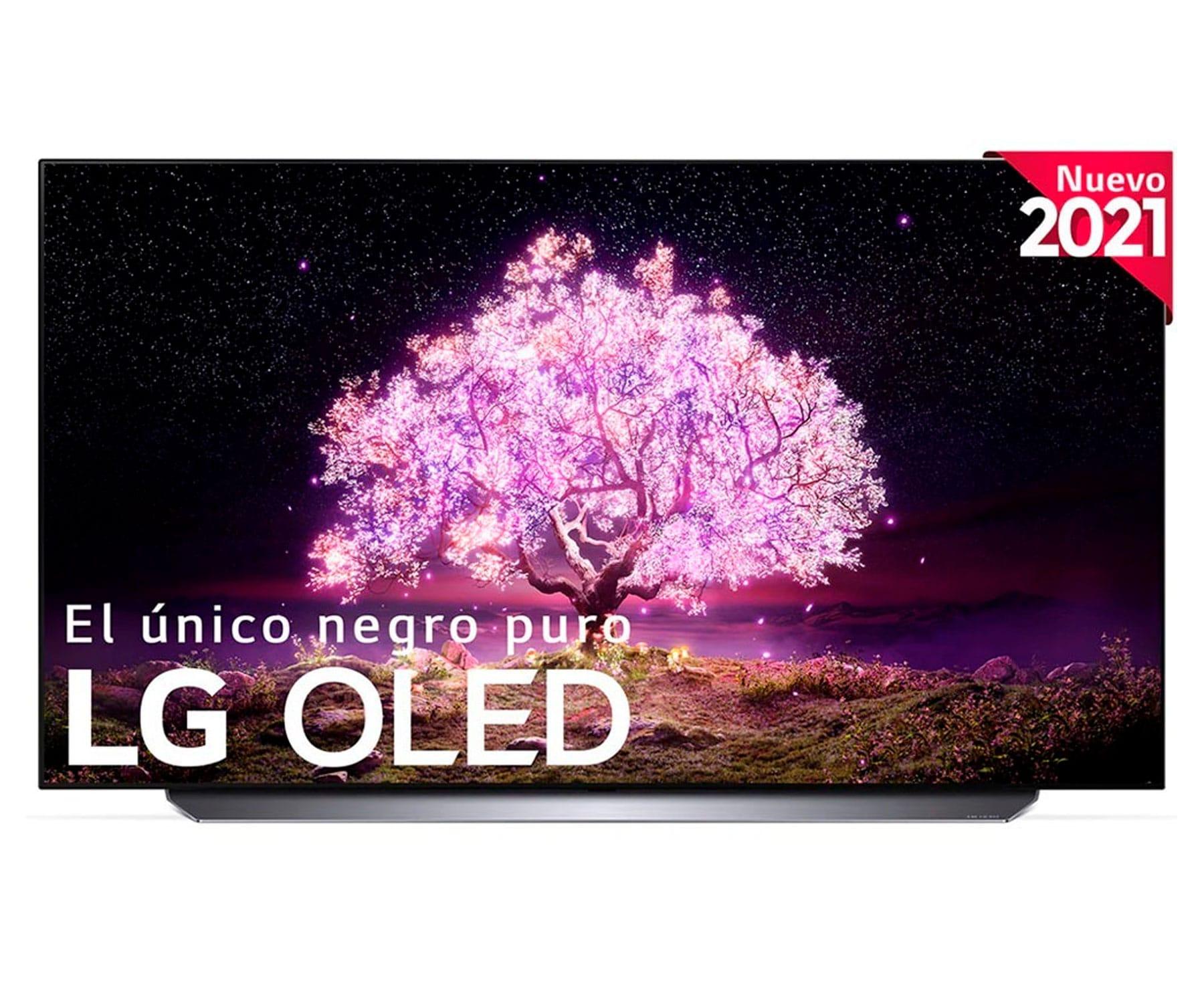 """LG 65C14LB 4K OLED 65""""/SMARTTV/WEBOS 6.0/PROCESADOR INTELIGENTE 4K Α9 GEN4/AI/HDR DOLBY VISION/DOLBY ATMOS"""