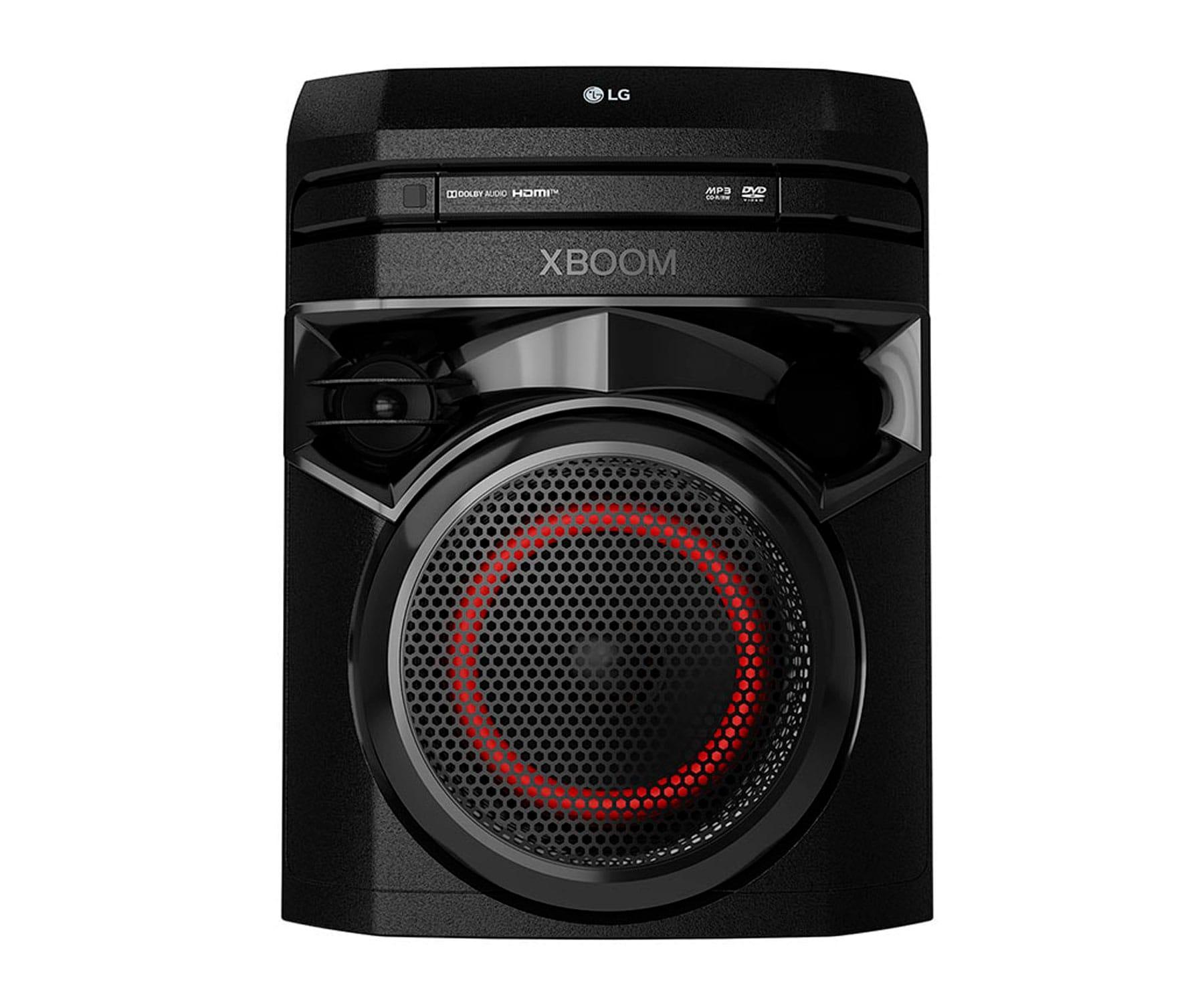 LG XBOOM ON2D SISTEMA DE AUDIO DE ALTO VOLTAJE PORTATIL BLUETOOTH 300W