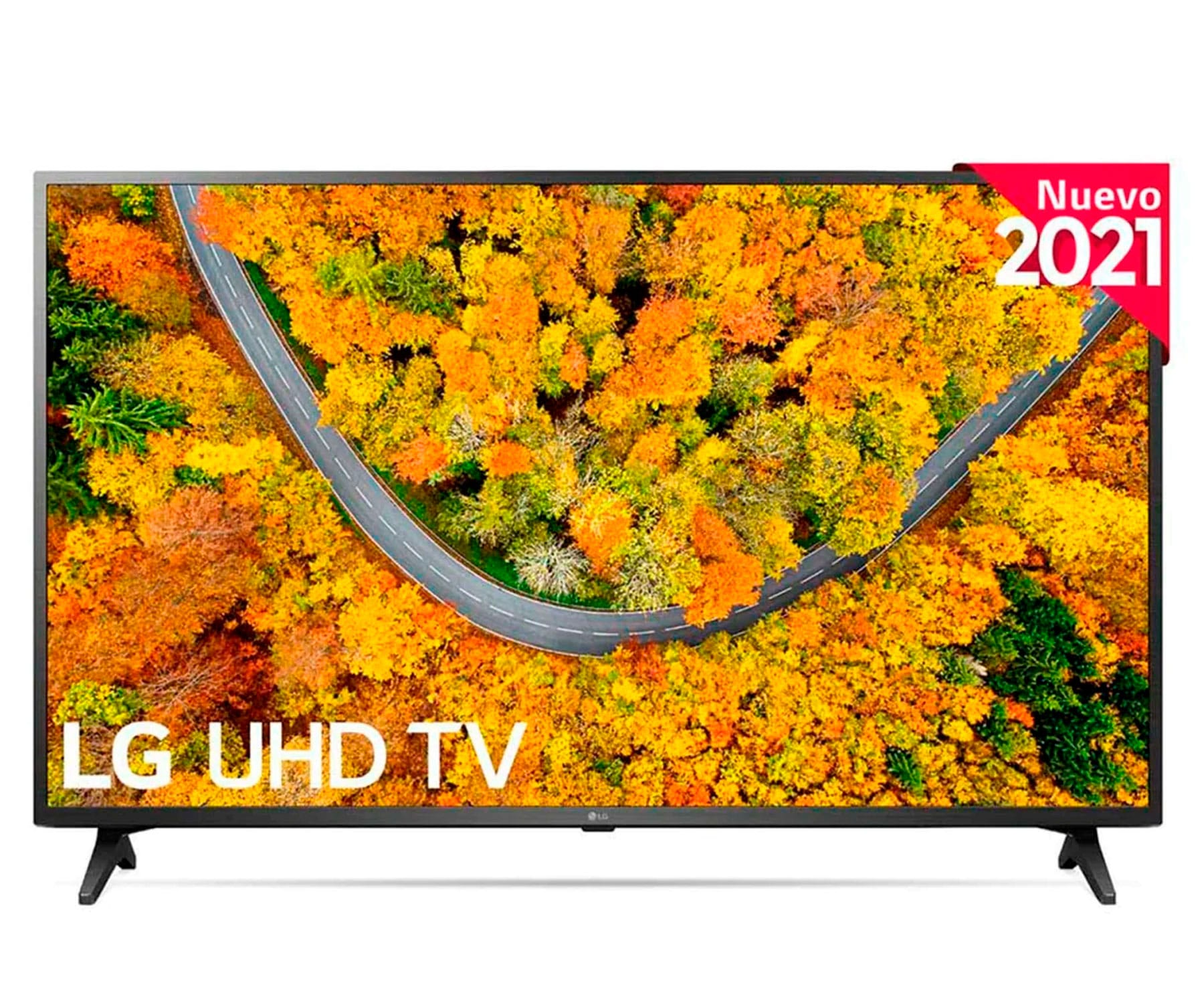 LG 43UP75006LF TELEVISOR SMART TV 43'' UHD 4K HDR