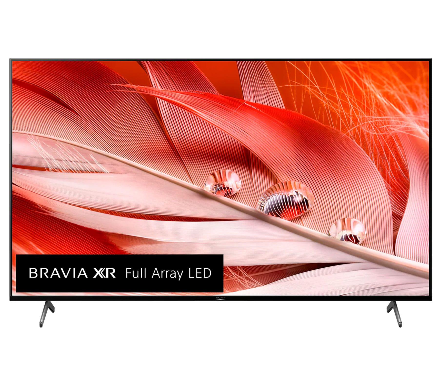 SONY XR-50X90J TELEVISOR SMART TV 50'' FULL ARRAY LED UHD 4K HDR