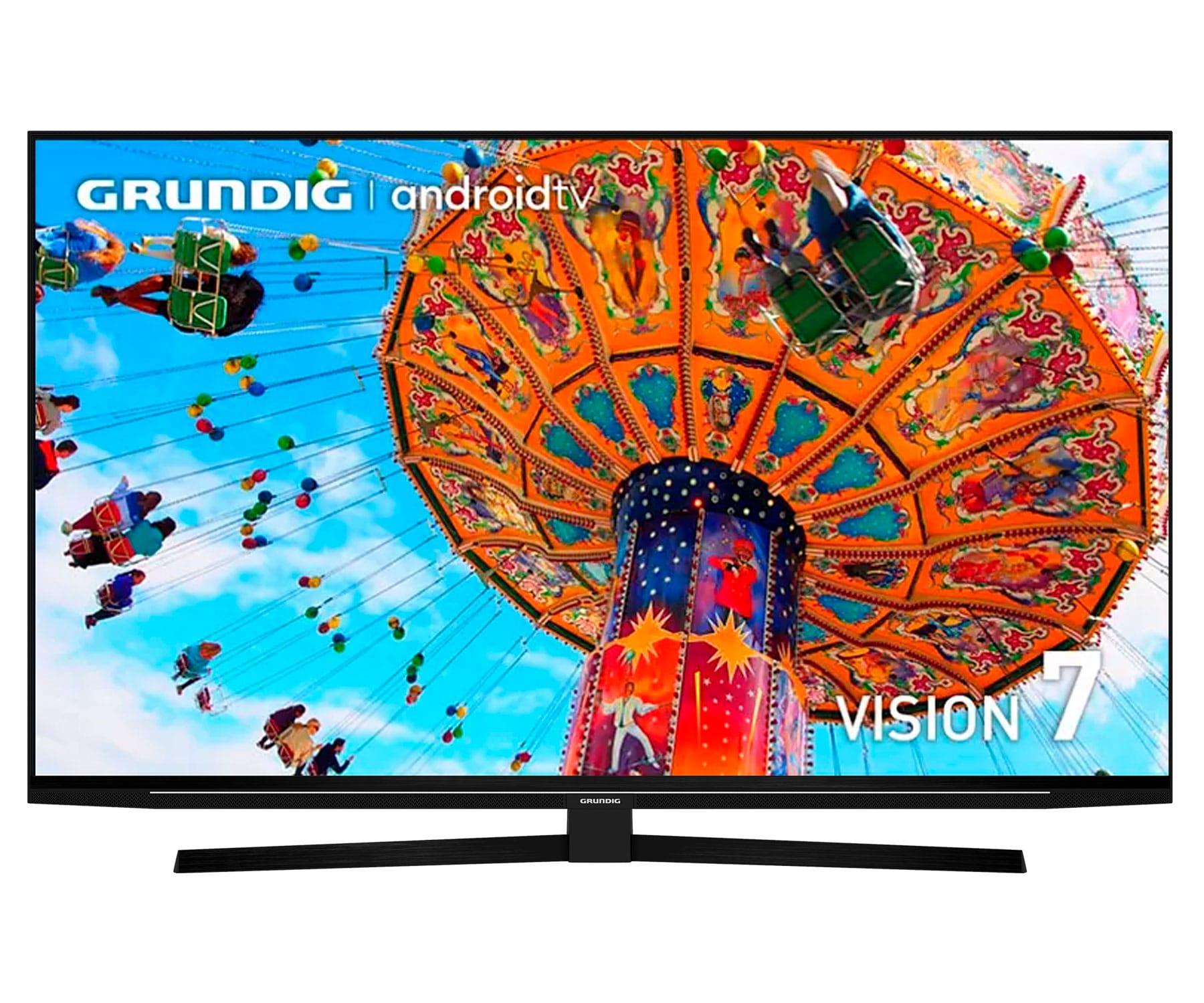 GRUNDIG 65GFU7990B TELEVISOR SMART TV 65'' UHD 4K HDR