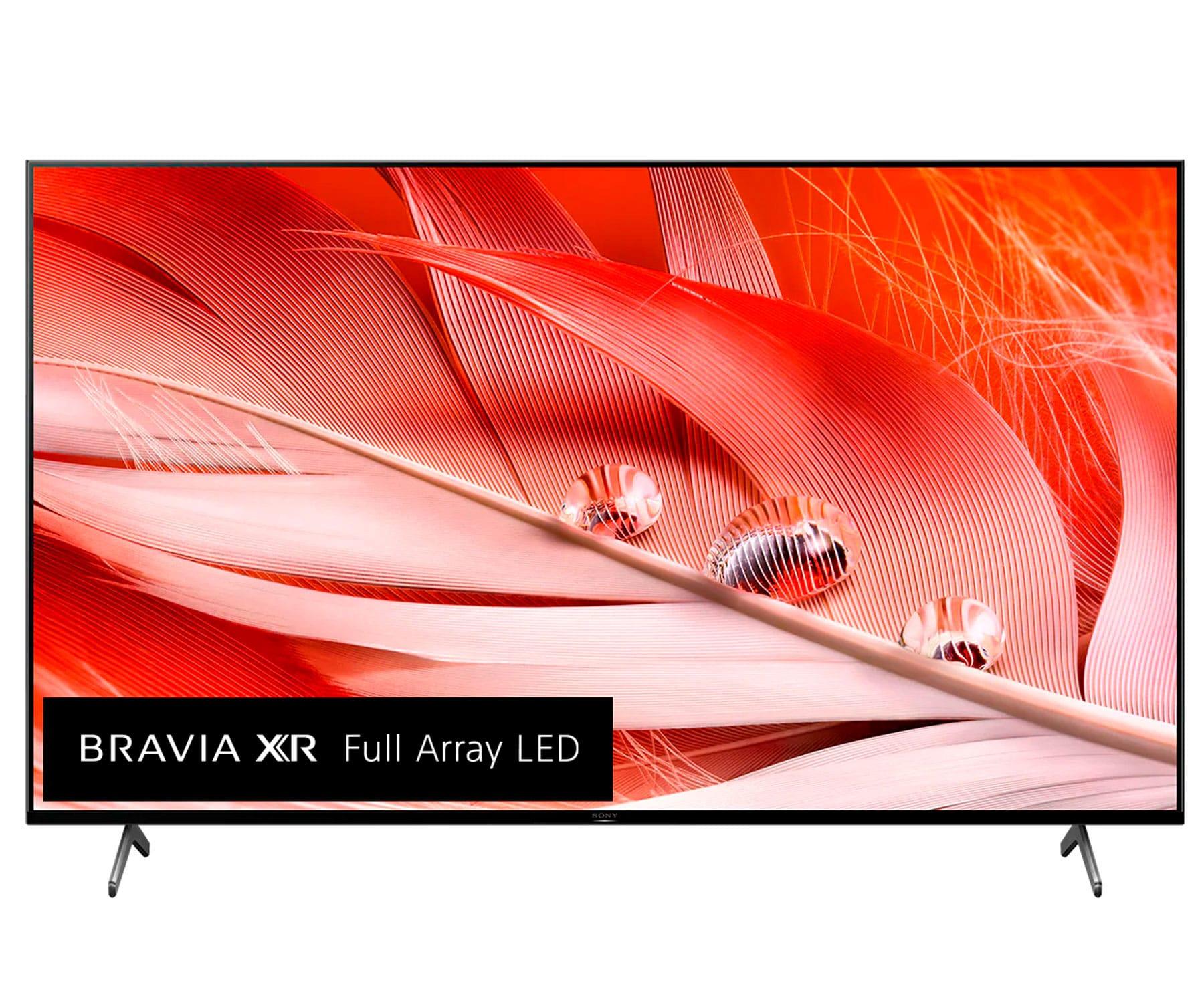 SONY XR-55X90J TELEVISOR SMART TV 55'' FULL ARRAY LED UHD 4K HDR