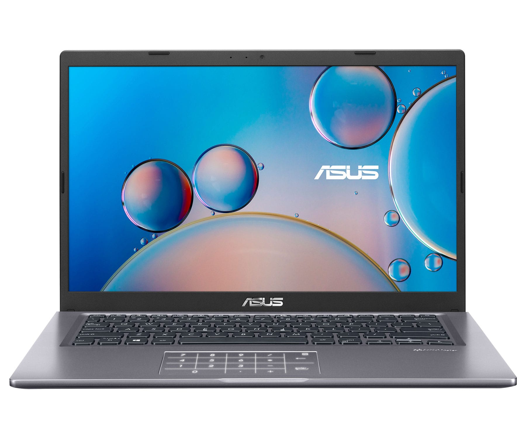 ASUS M415DA-EK274T PLATA/ 14'' FHD/ AMD RYZEN R5/8+512 GB/NUMBERPAD™