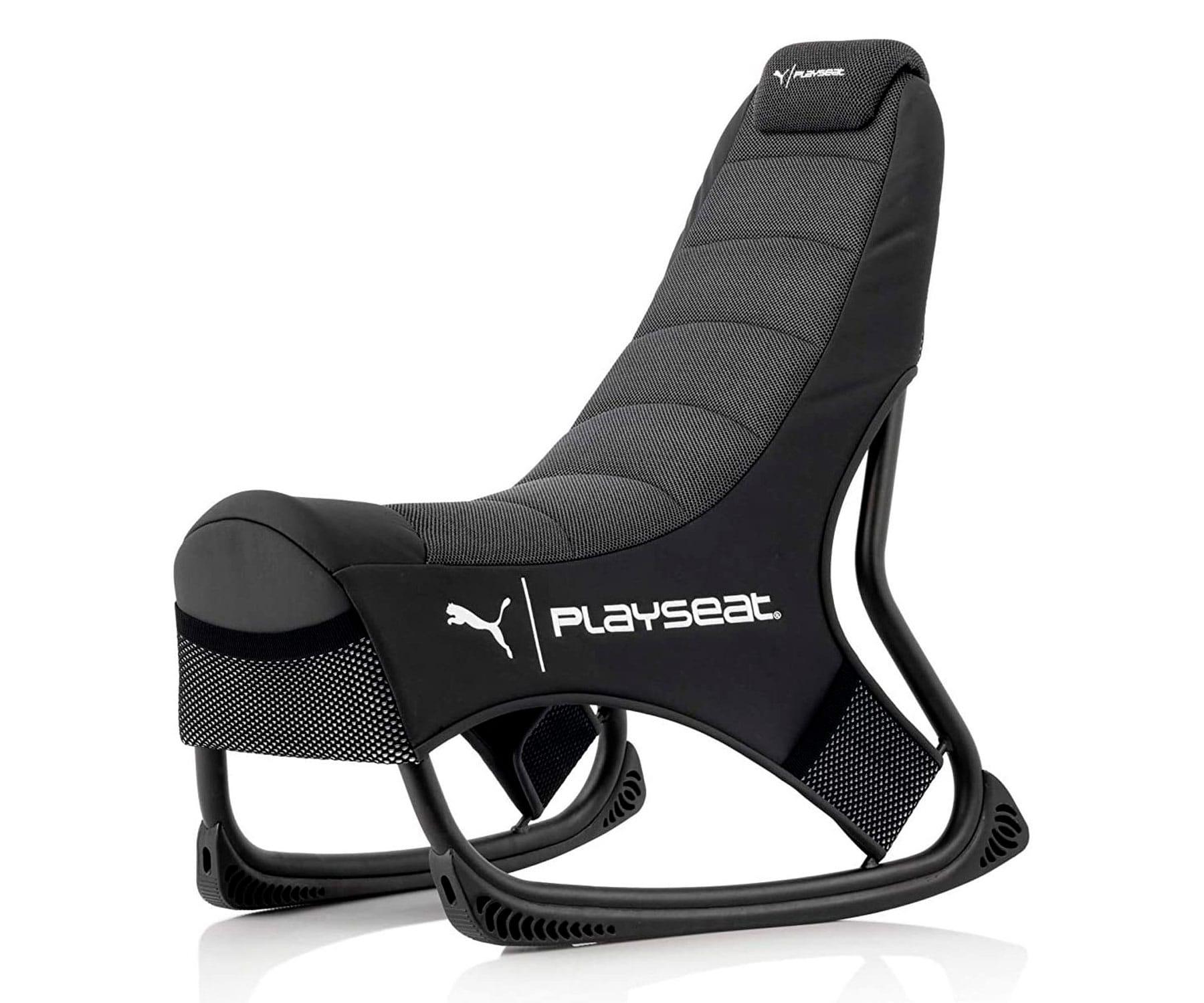PLAYSEAT PUMA GAME SEAT  SILLA GAMING NEGRA/LIBERTAD DE MOVIMIENTO