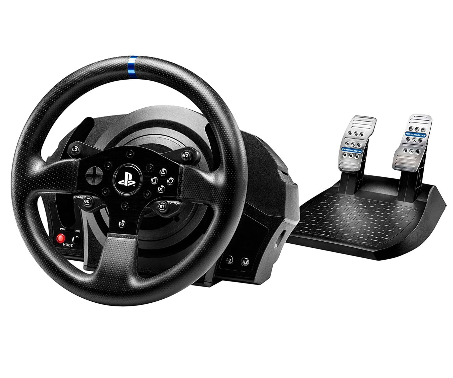 THRUSTMASTER VOLANTE TS300 RS FORCE FEEDBACK / COMPATIBLE CON PS4/PC