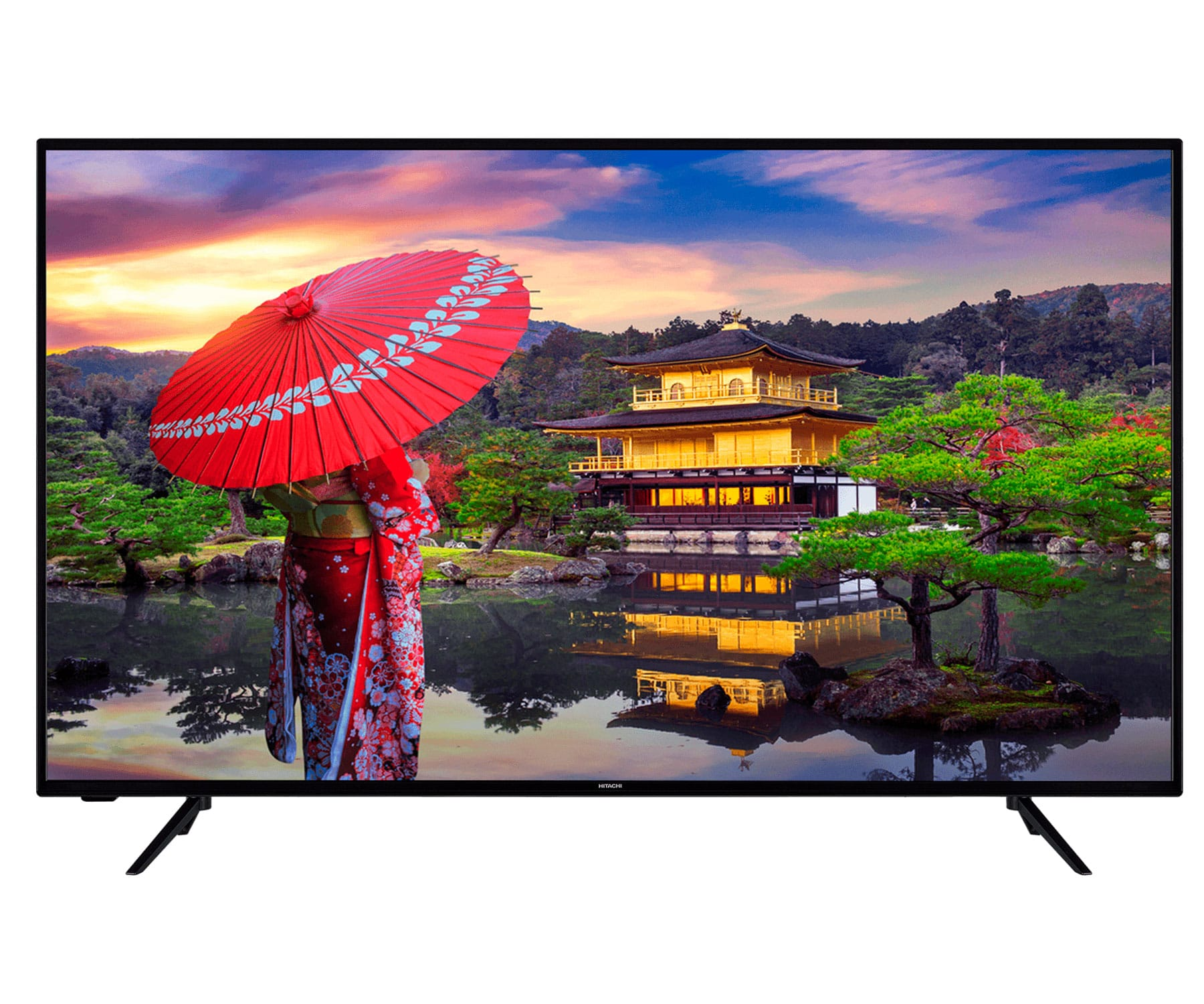 HITACHI 58HAK5751 TELEVISOR SMART TV 58'' UHD 4K HDR