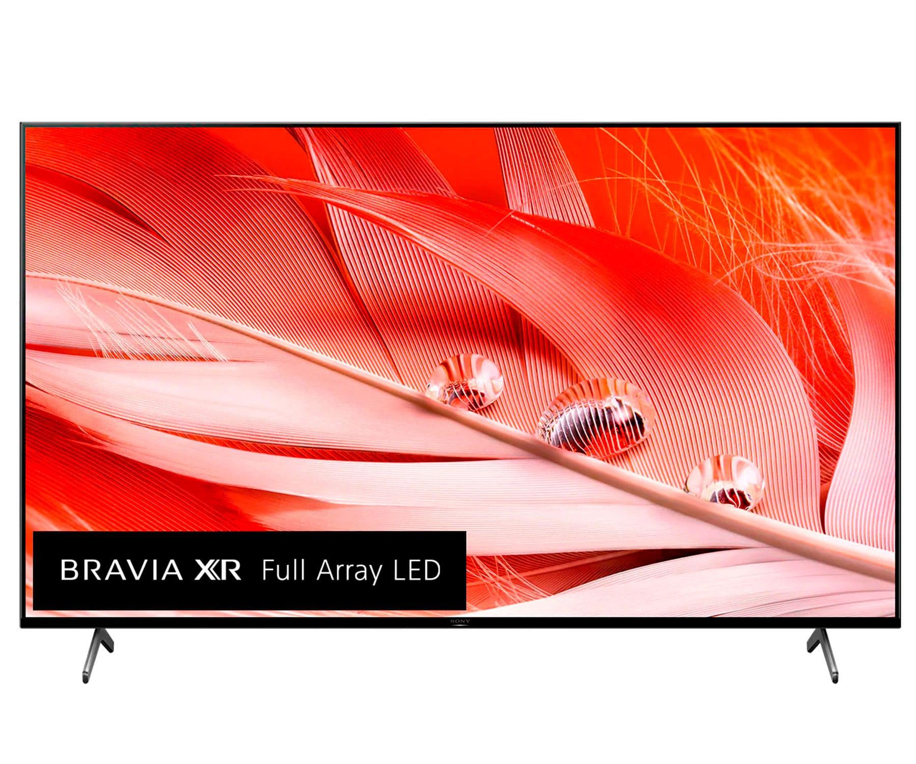 SONY XR-65X90J TELEVISOR SMART TV 65'' FULL ARRAY LED UHD 4K HDR