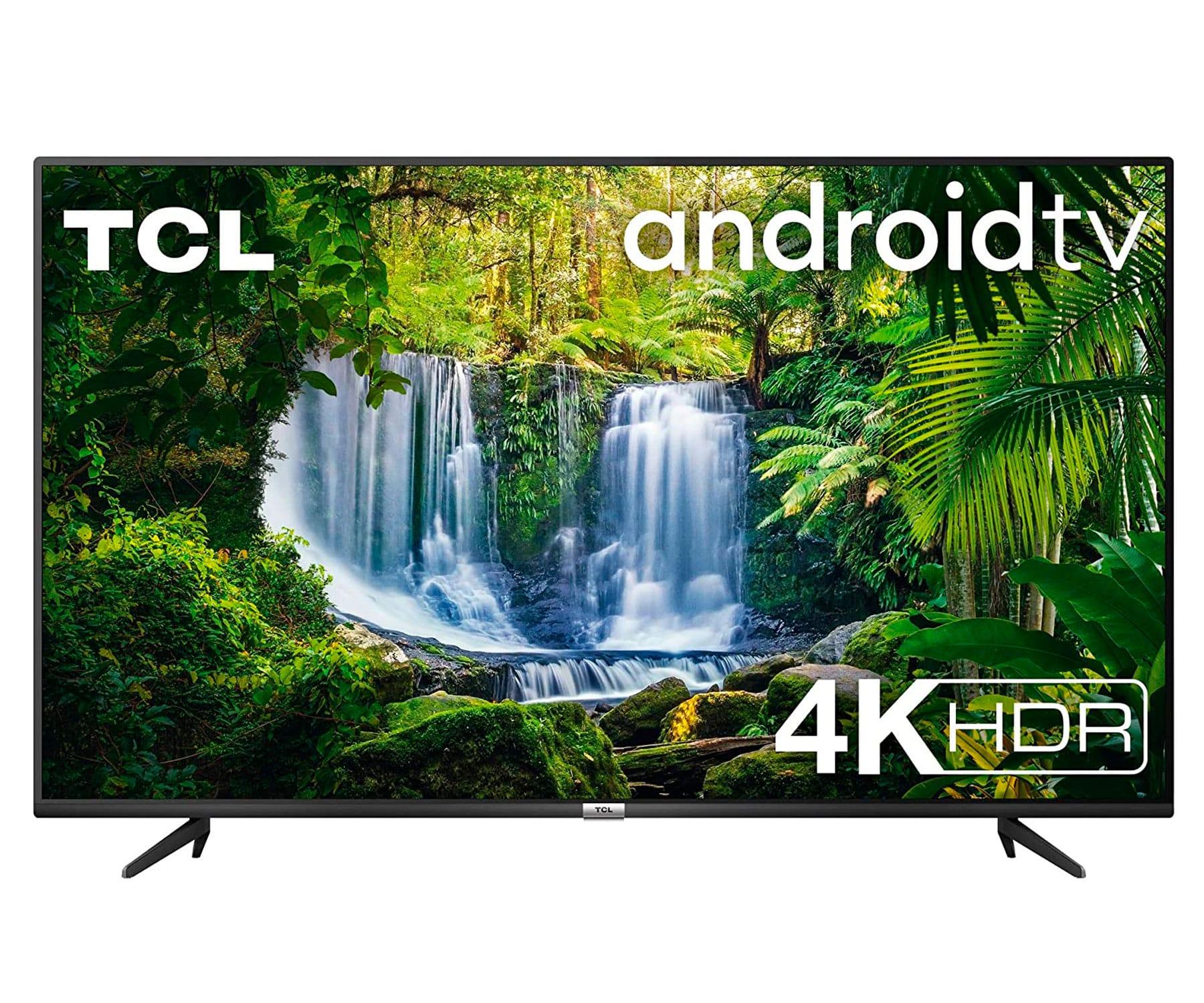 TCL 43P615 TELEVISOR SMART TV 43'' UHD 4K HDR