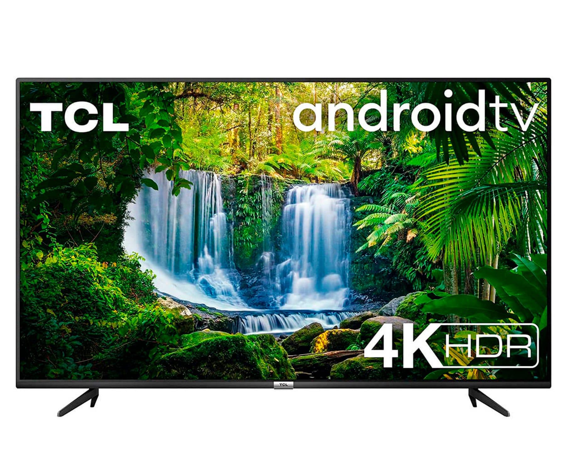 TCL 55P615 TELEVISOR SMART TV 55'' UHD 4K HDR