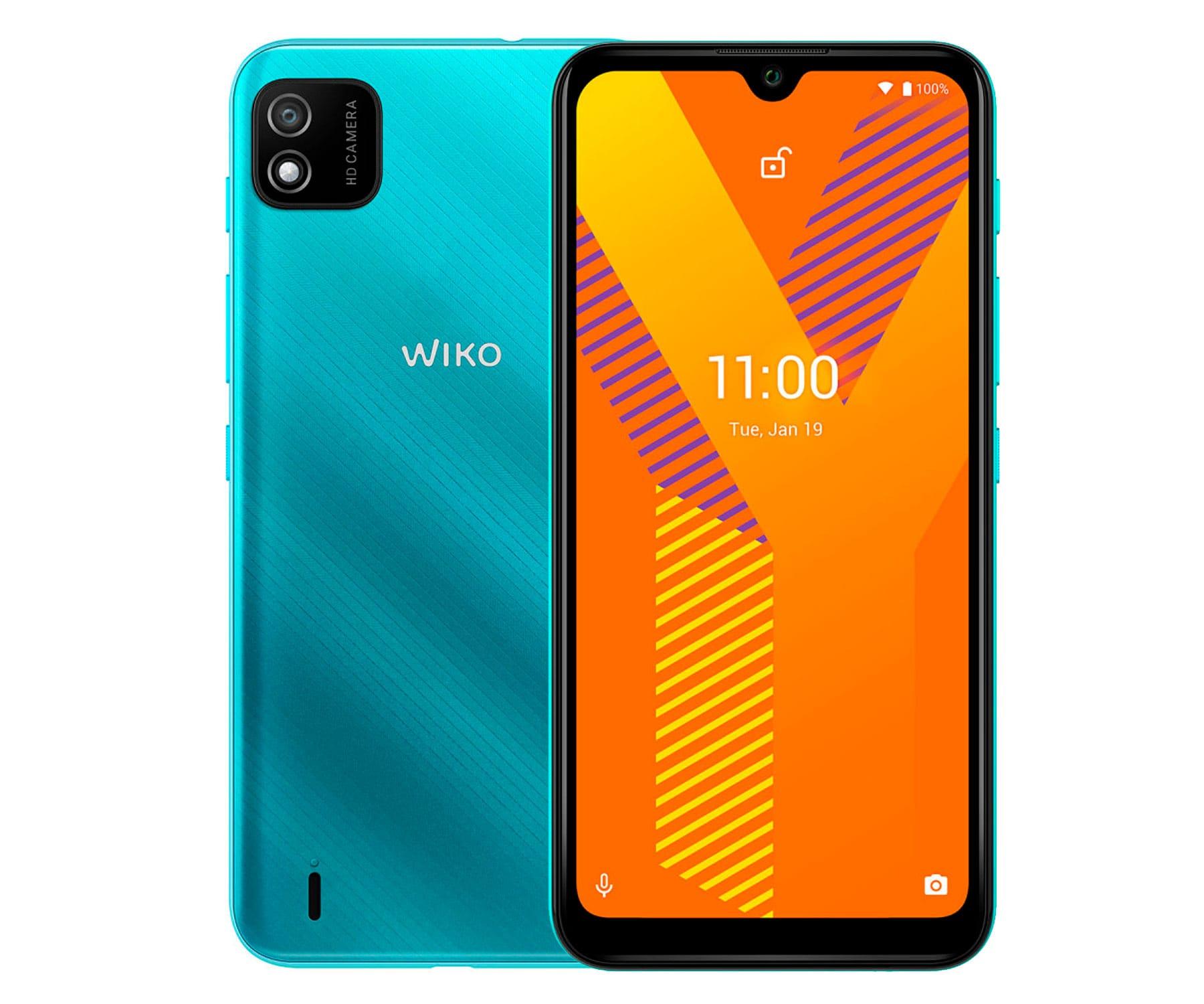 WIKO Y62 4G VERDE MENTA/4CORE/1+16GB/6.1'' HD+/DUAL SIM