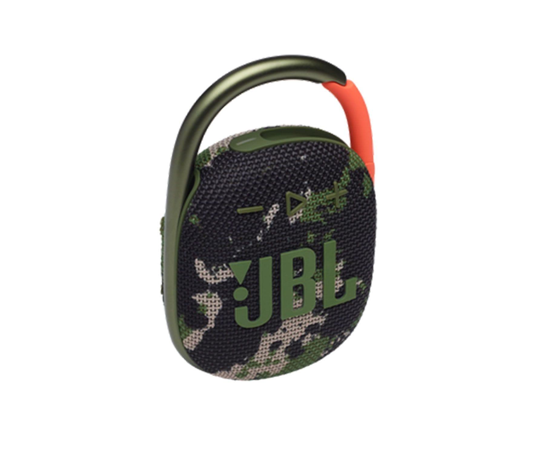 JBL ALTAVOZ CLIP4 SQUAD/BLUETOOTH 5.1/IP67/5W