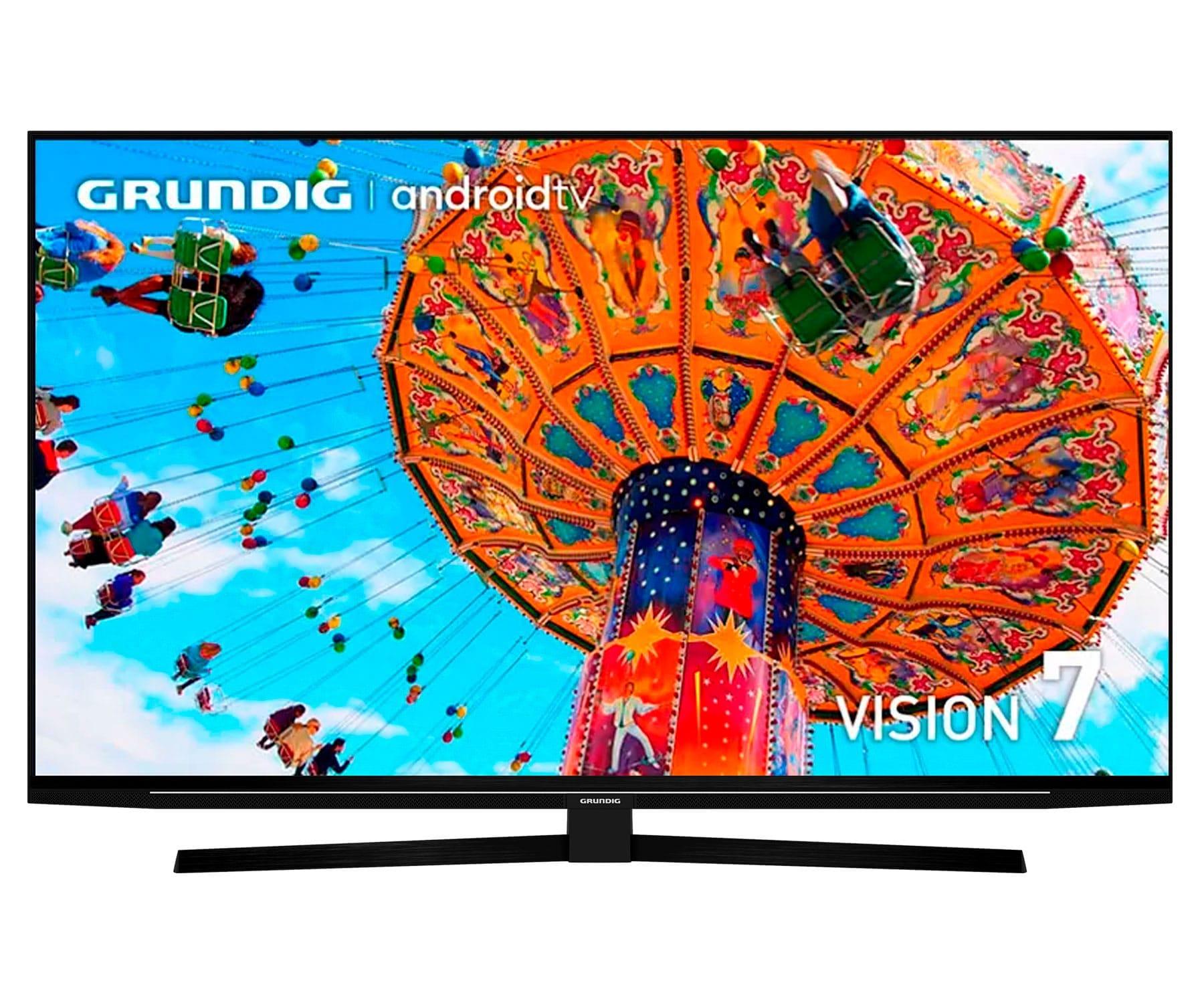 GRUNDIG 55GFU7990B TELEVISOR SMART TV 55'' UHD 4K HDR