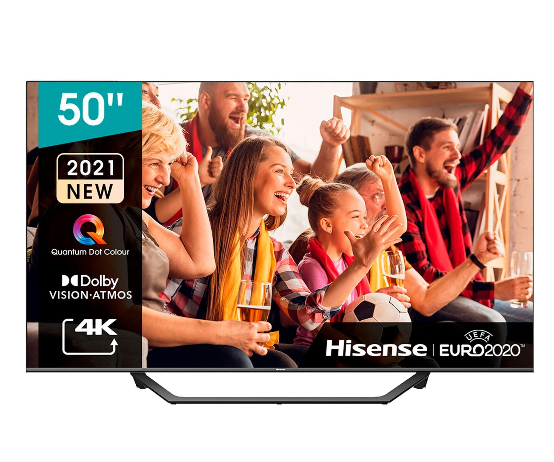 HISENSE 50A7GQ TELEVISOR SMART TV 50'' UHD 4K HDR