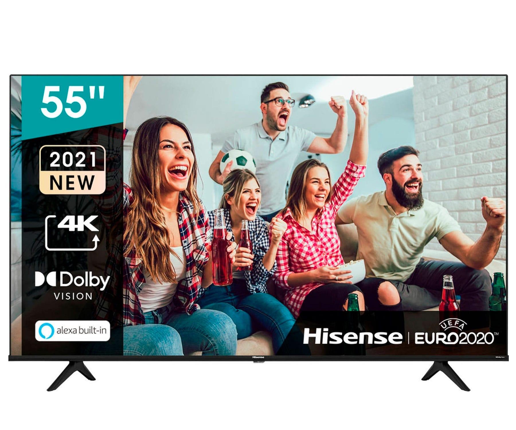 HISENSE 55A6G TELEVISOR SMART TV 55'' UHD 4K HDR