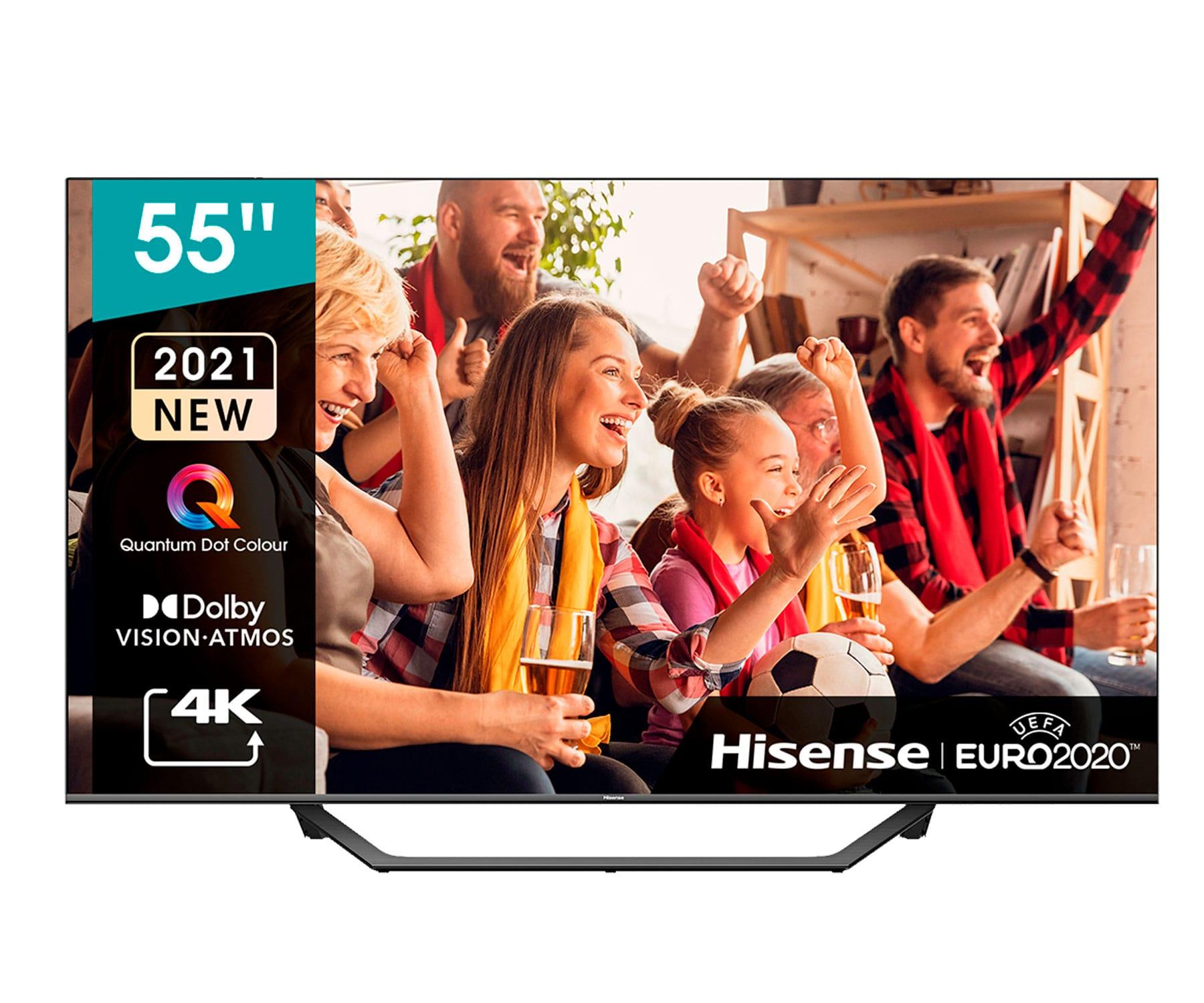 HISENSE 55A7GQ TELEVISOR SMART TV 55'' UHD 4K HDR
