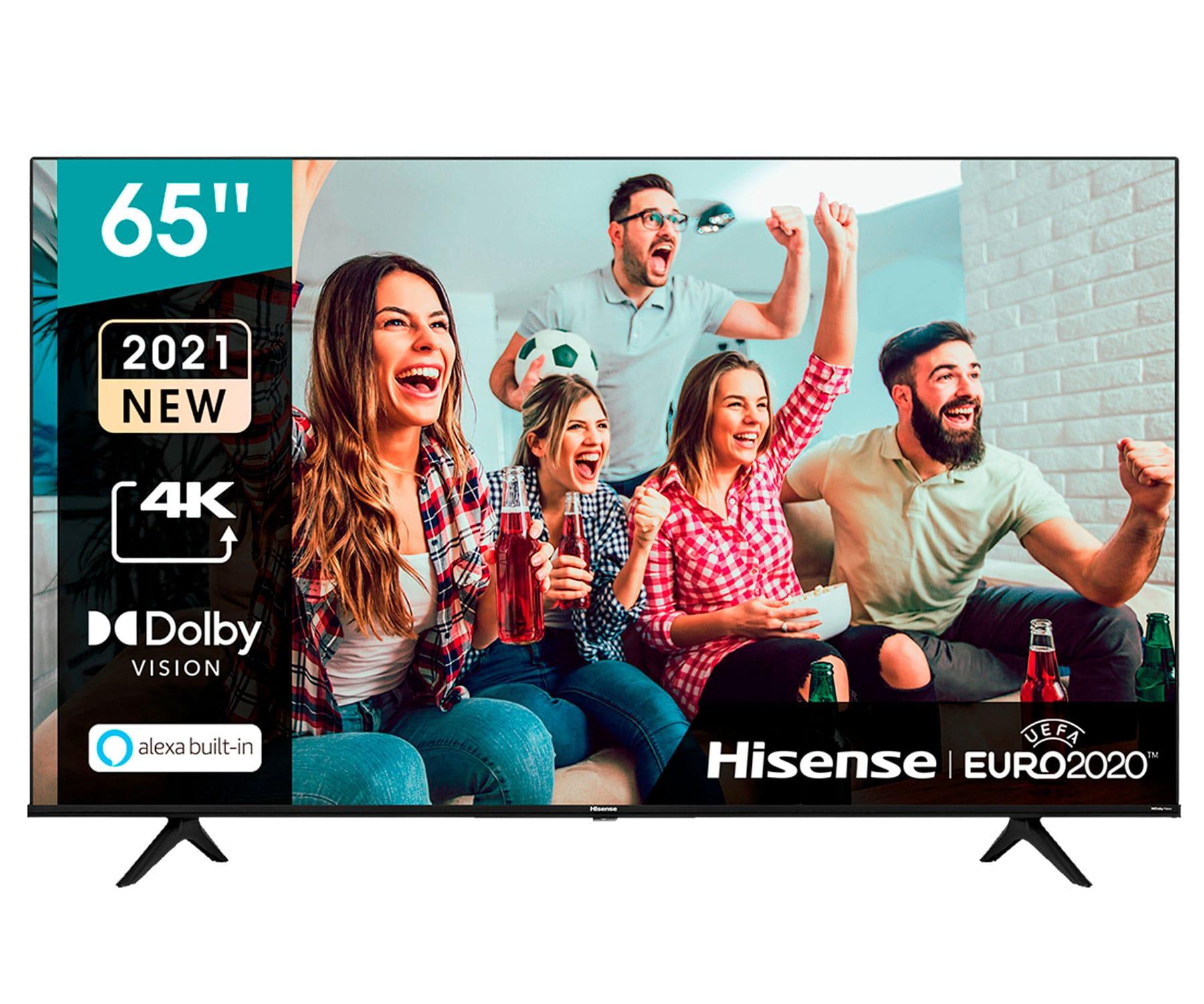 HISENSE 65A6G TELEVISOR SMART TV 65'' UHD 4K HDR