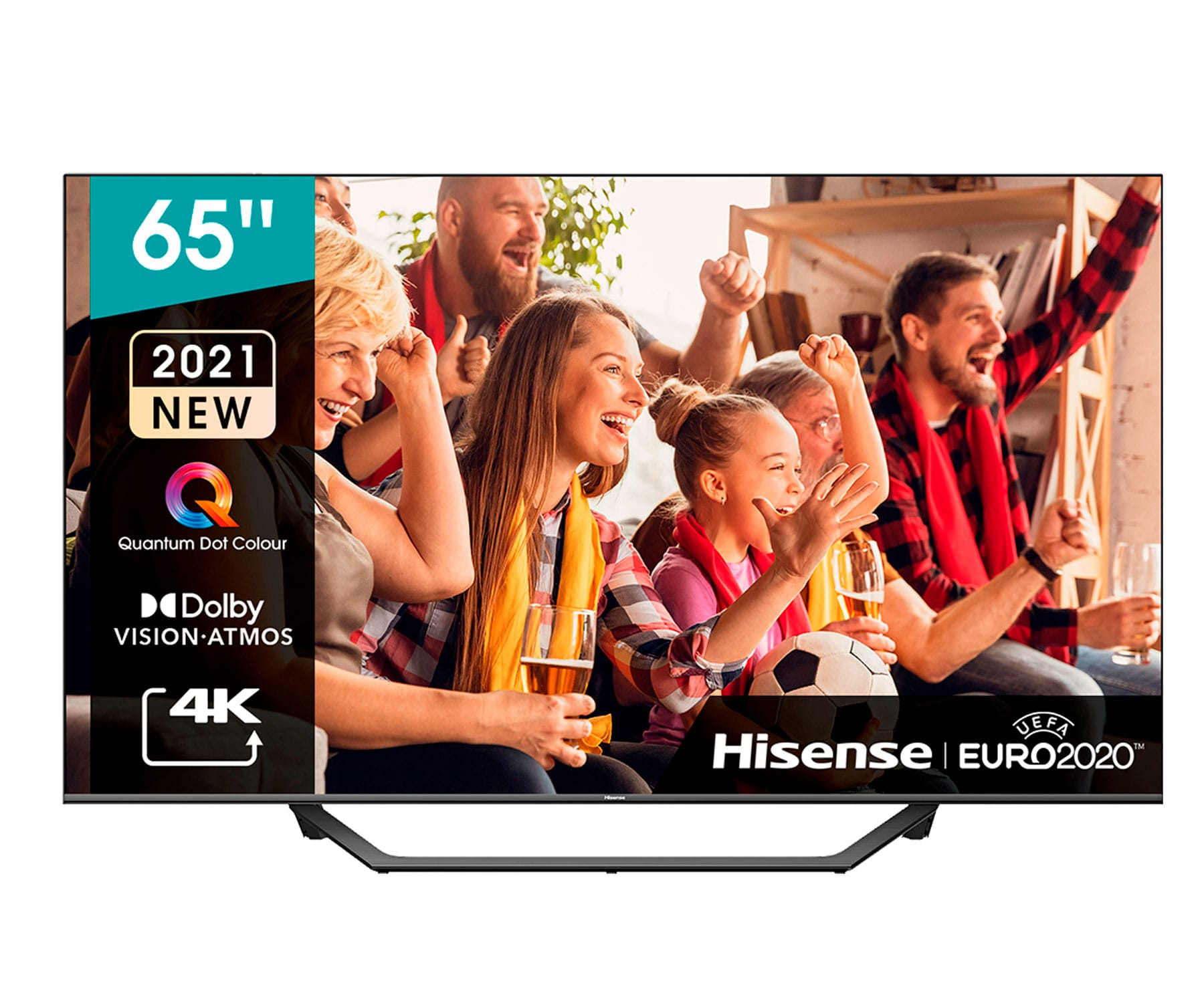 HISENSE 65A7GQ TELEVISOR SMART TV 65'' UHD 4K HDR