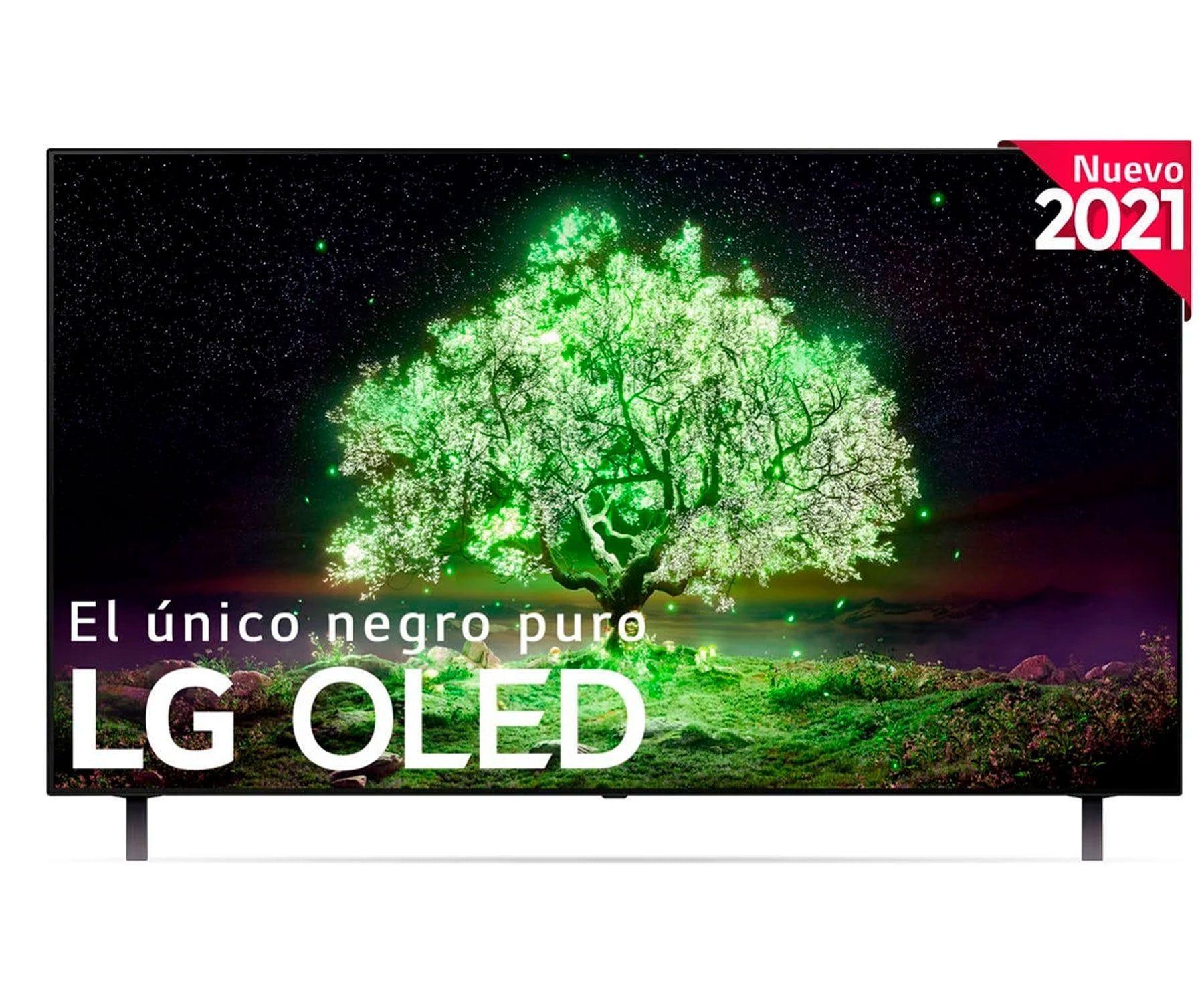 LG OLED65A16LA TELEVISOR SMART TV 65'' OLED UHD 4K HDR
