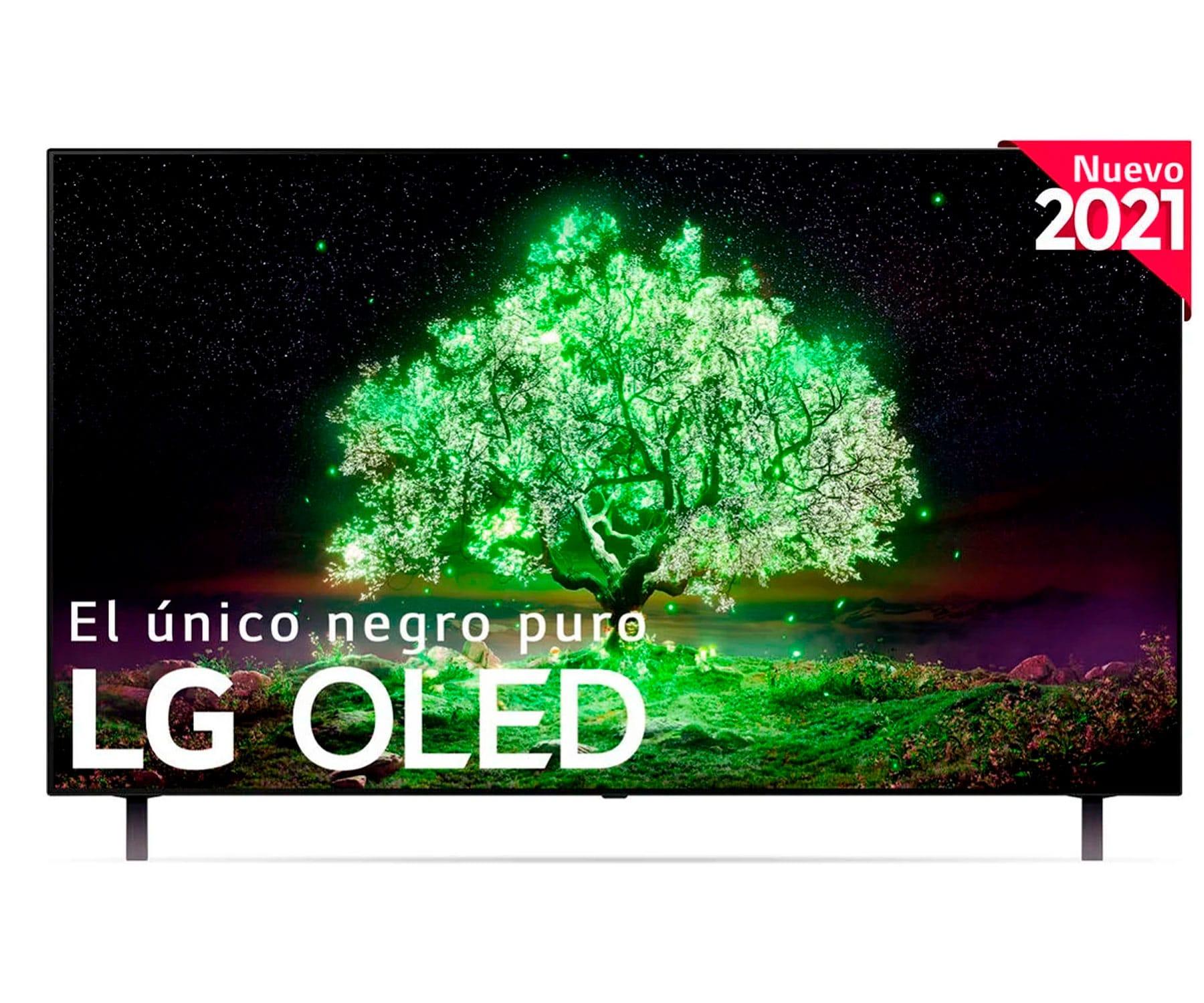 "LG 48A16LA OLED TV 48"" OLED 4K/SMARTTV WEBOS 6.0/HDR DOLBY VISION/DOLBY ATMOS/CLASE ENERGÉTICA G"