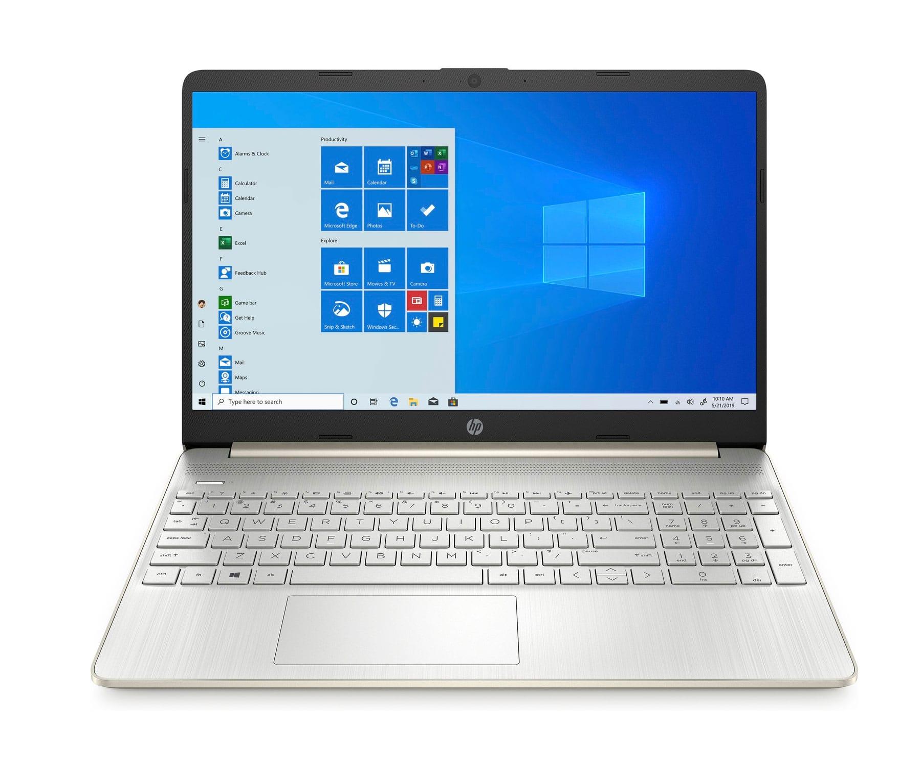 HP 15S-FQ2118 SILVER/ PORTÁTIL 15.6'' HD/ I3-1115G4/ 512 GB SSD/8GB RAM/WINDOWS 10 HOME 64
