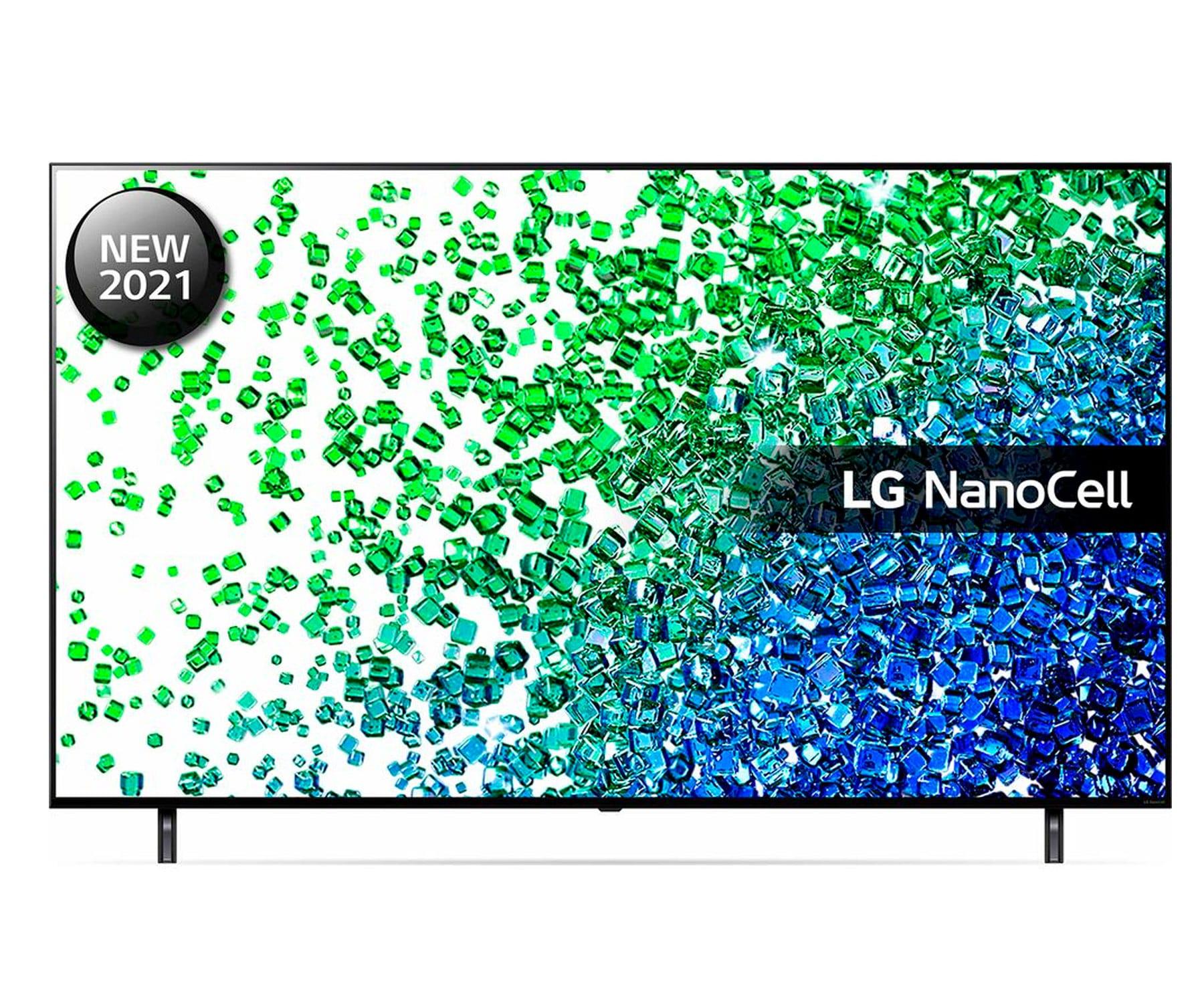 LG 50NANO806PA TELEVISOR SMART TV 50'' NANOCELL UHD 4K HDR