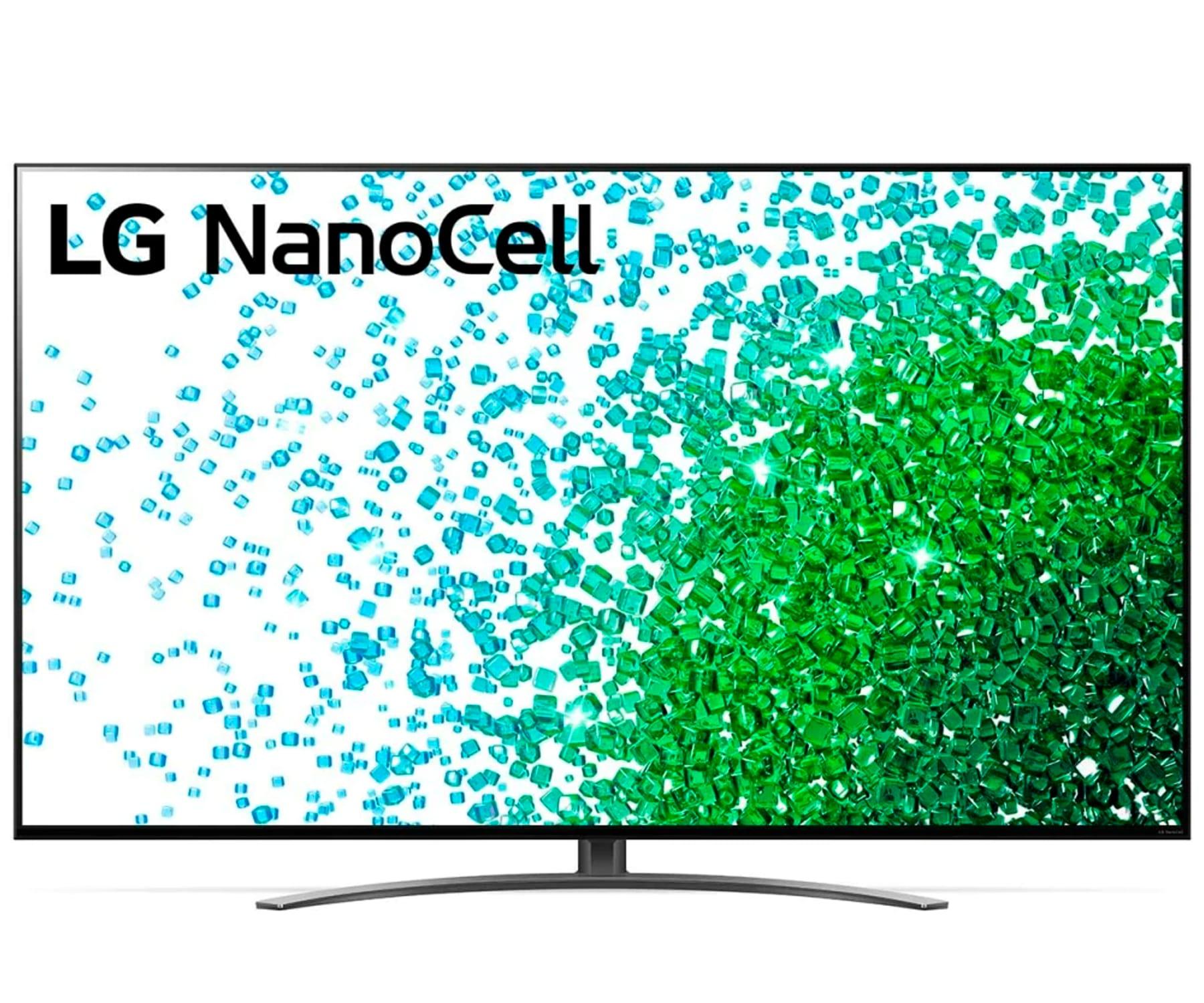 "LG 65NANO813PA TELEVISOR SMART TV 65"" NANOCELL UHD 4K HDR"