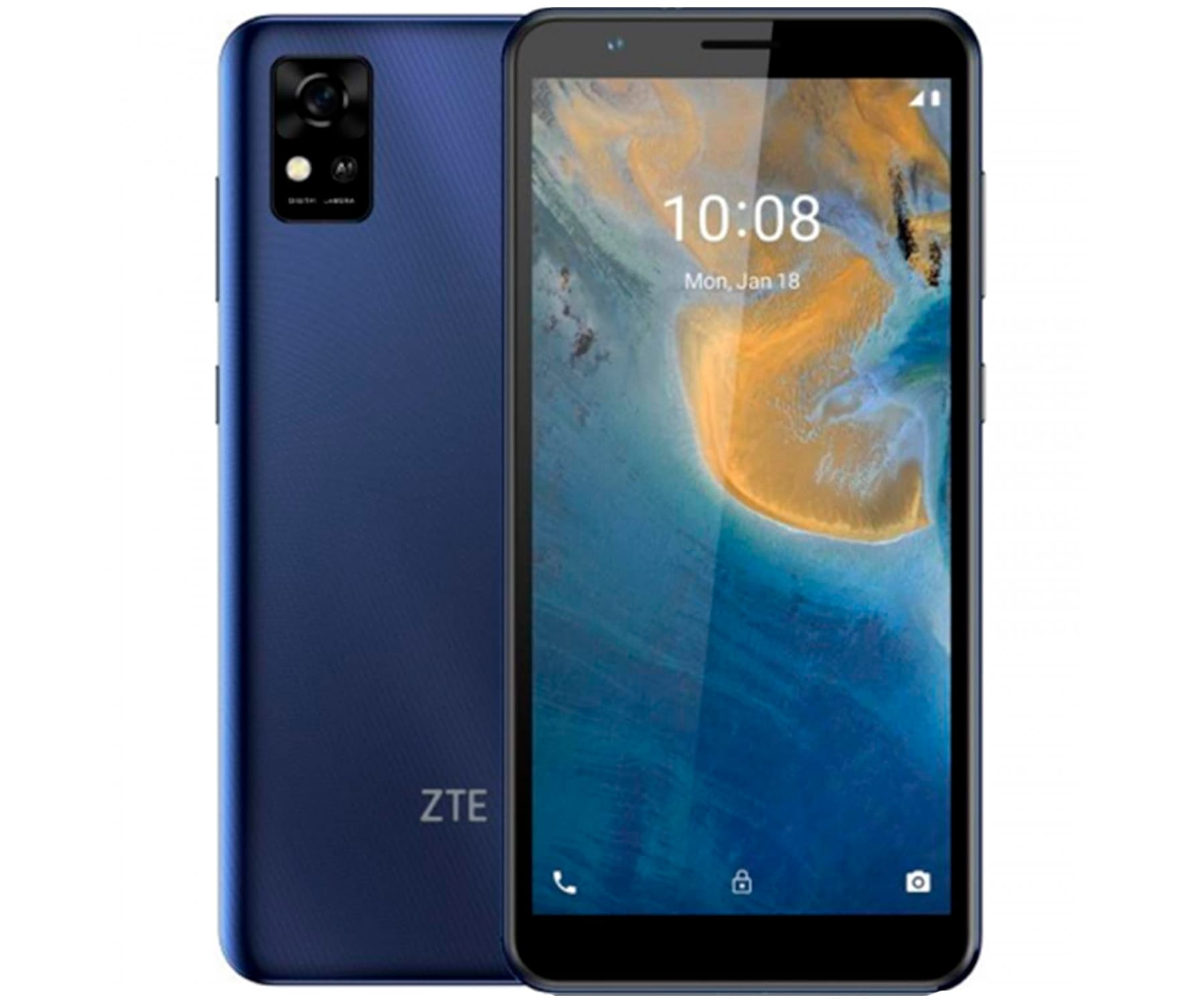 "ZTE BLADE A31 AZUL / 2+32GB / 5.45"" / DUAL SIM"