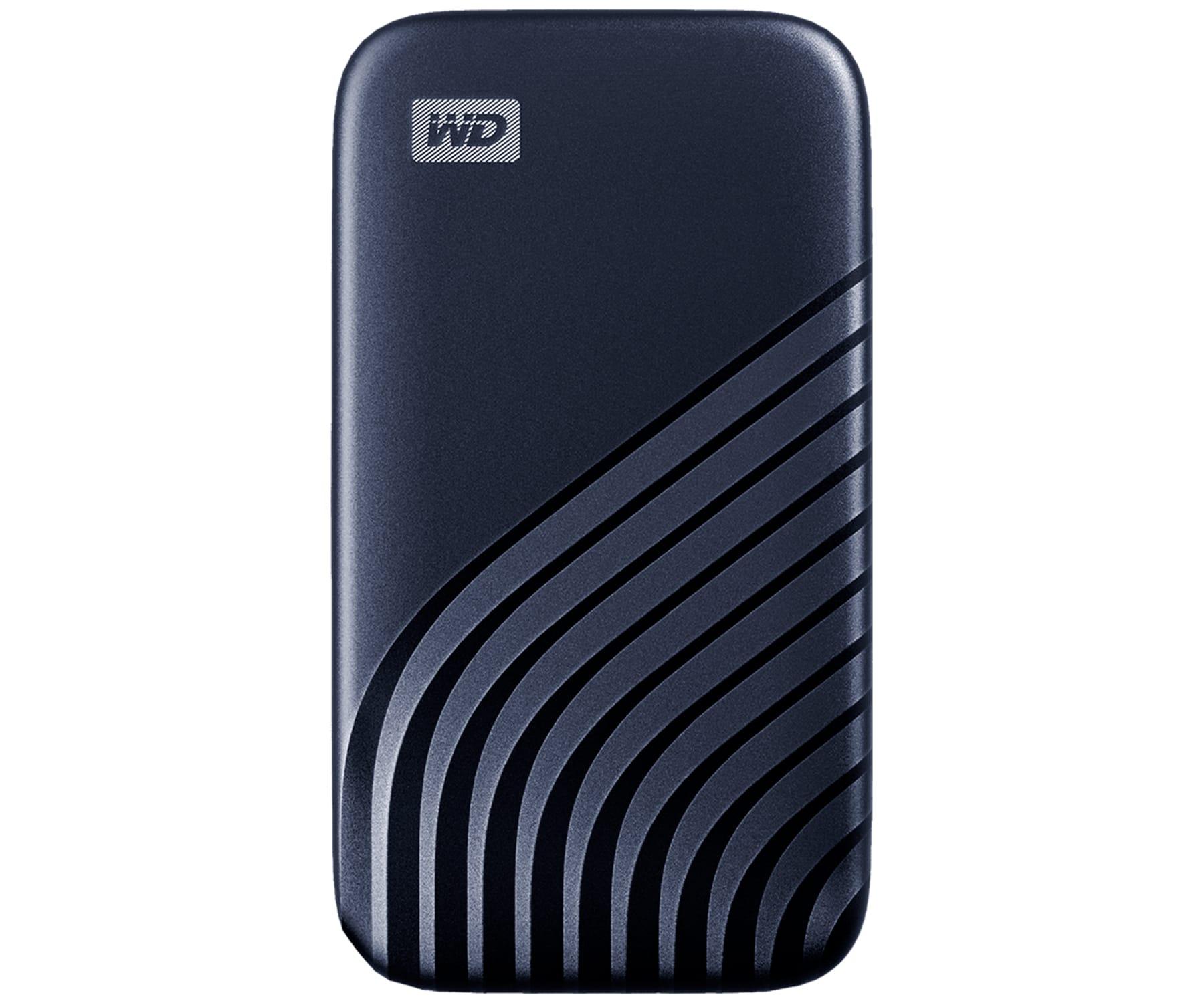 WESTERN DIGITAL MY PASSPORT SSD 1TB DISCO DURO EXTERNO USB-C NEGRO