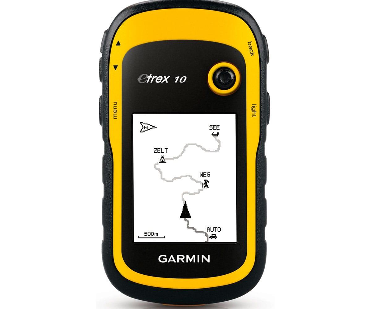 GARMIN ETREX 10 GPS IDEAL PARA TREKKING Y EXCURSIONISMO