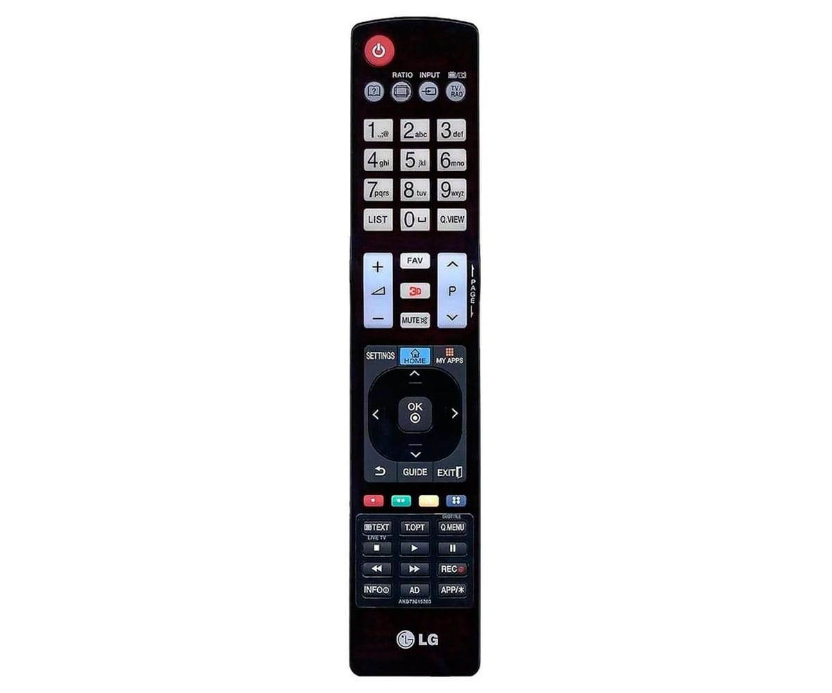 LG AN-CR400 MANDO A DISTANCIA SMART TV
